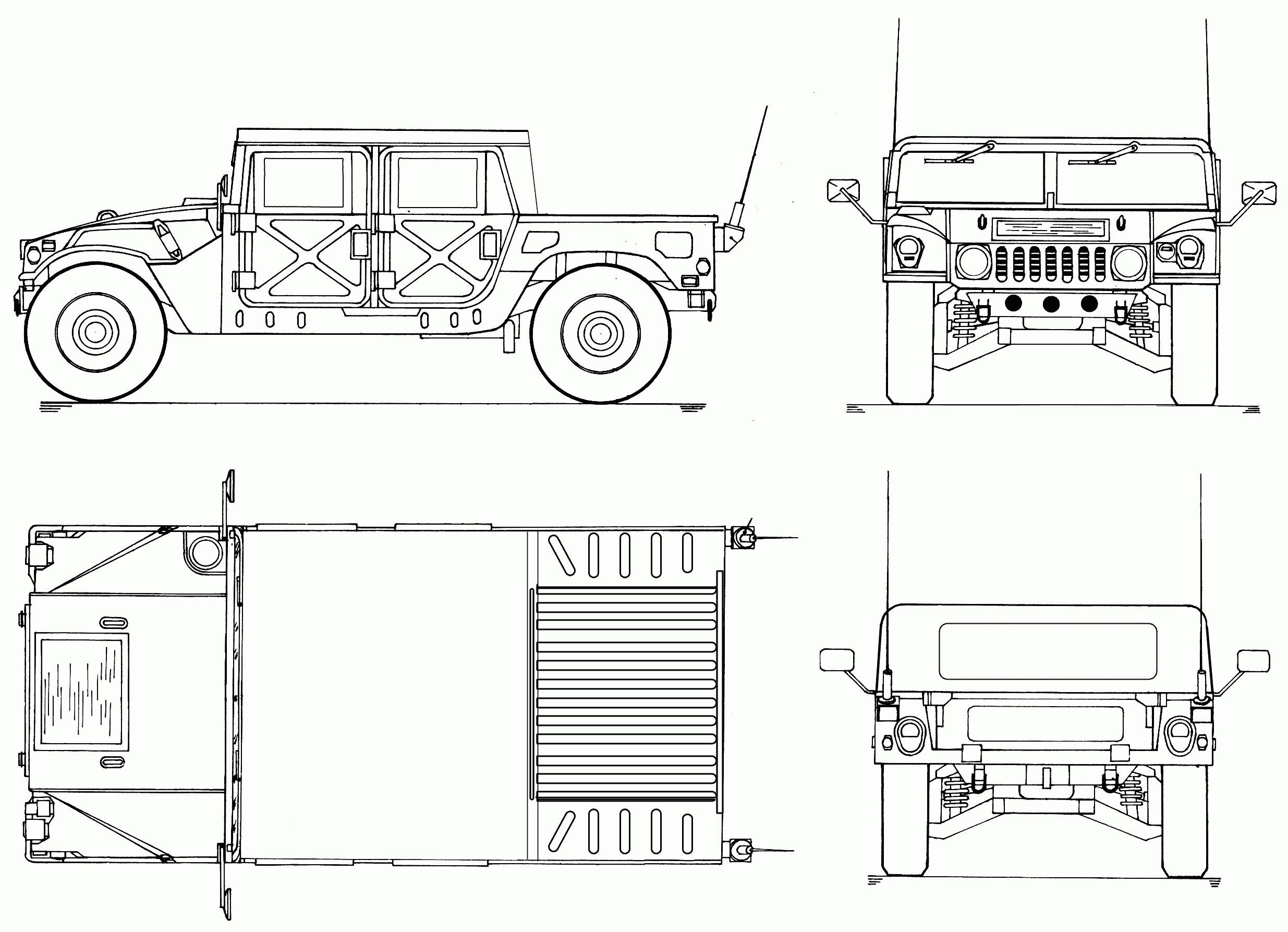Hummer H2 Engine Diagram Electric Cooling Fan Conversion