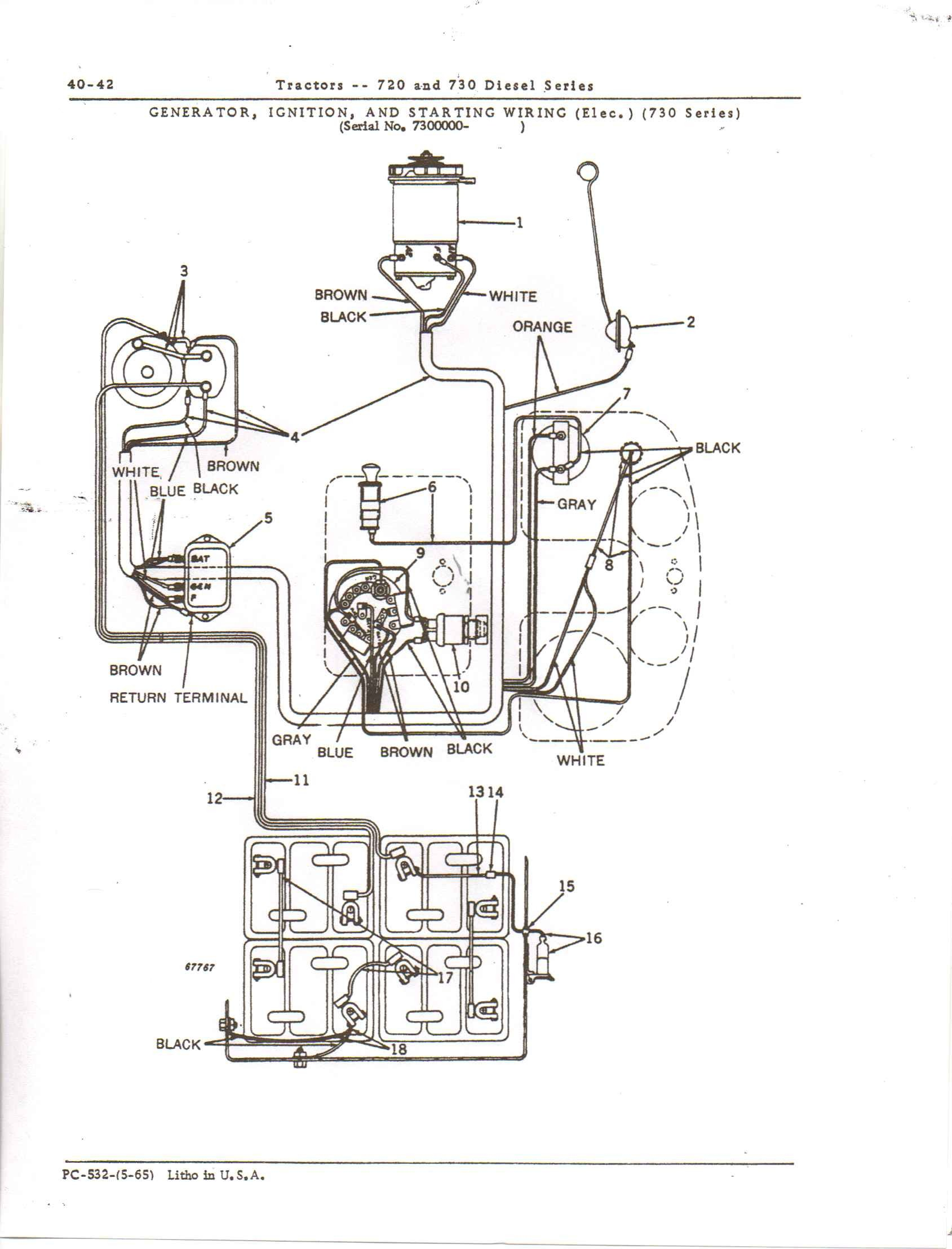 john deere l130 engine diagram ignition switch wiring for