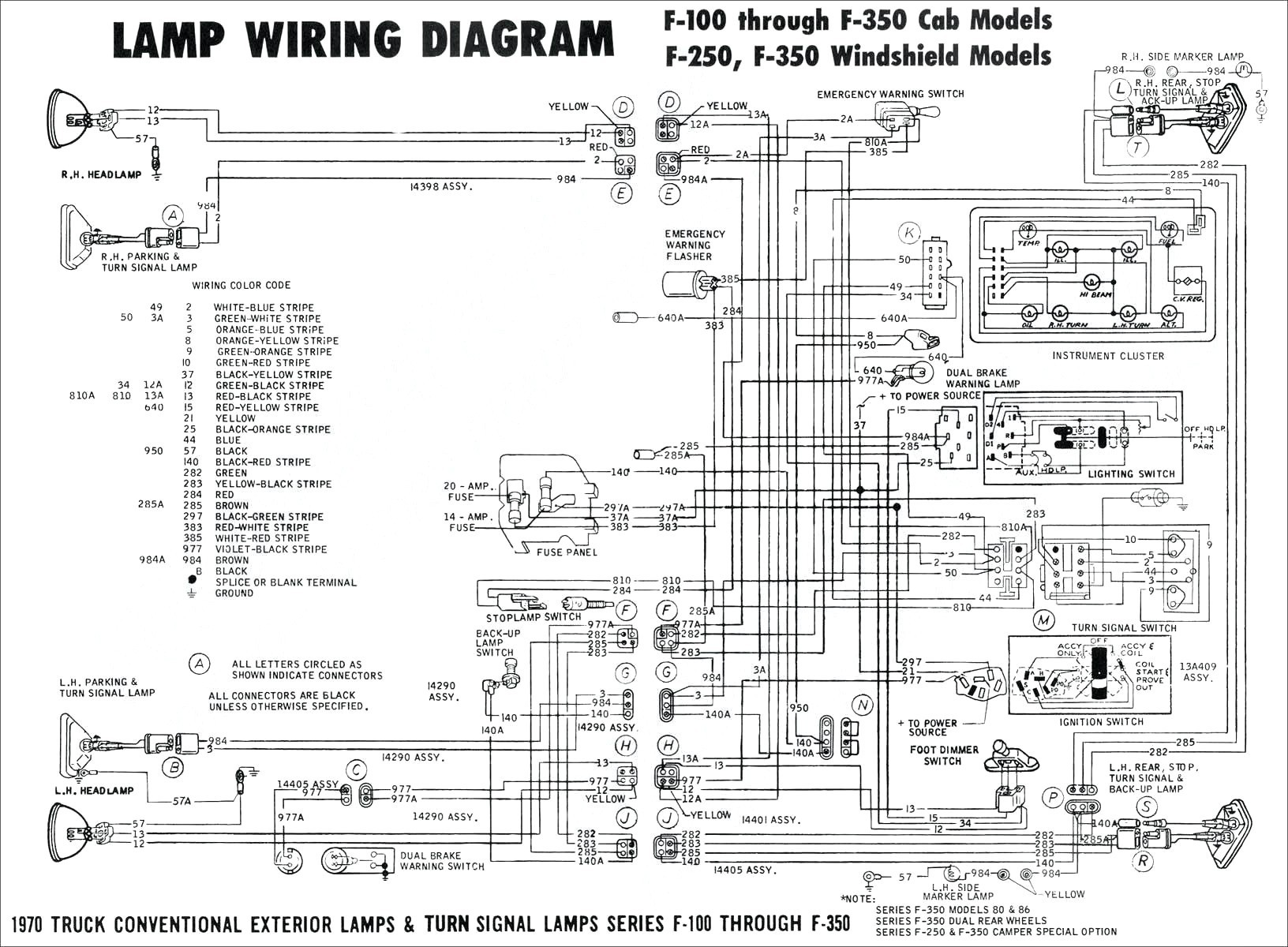 1996 dodge caravan fuse diagram