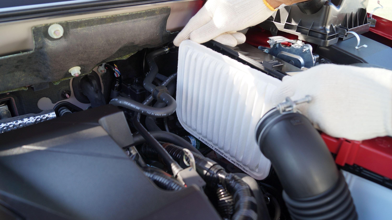 Mitsubishi Lancer Engine Diagram Air Filter Replacement Of