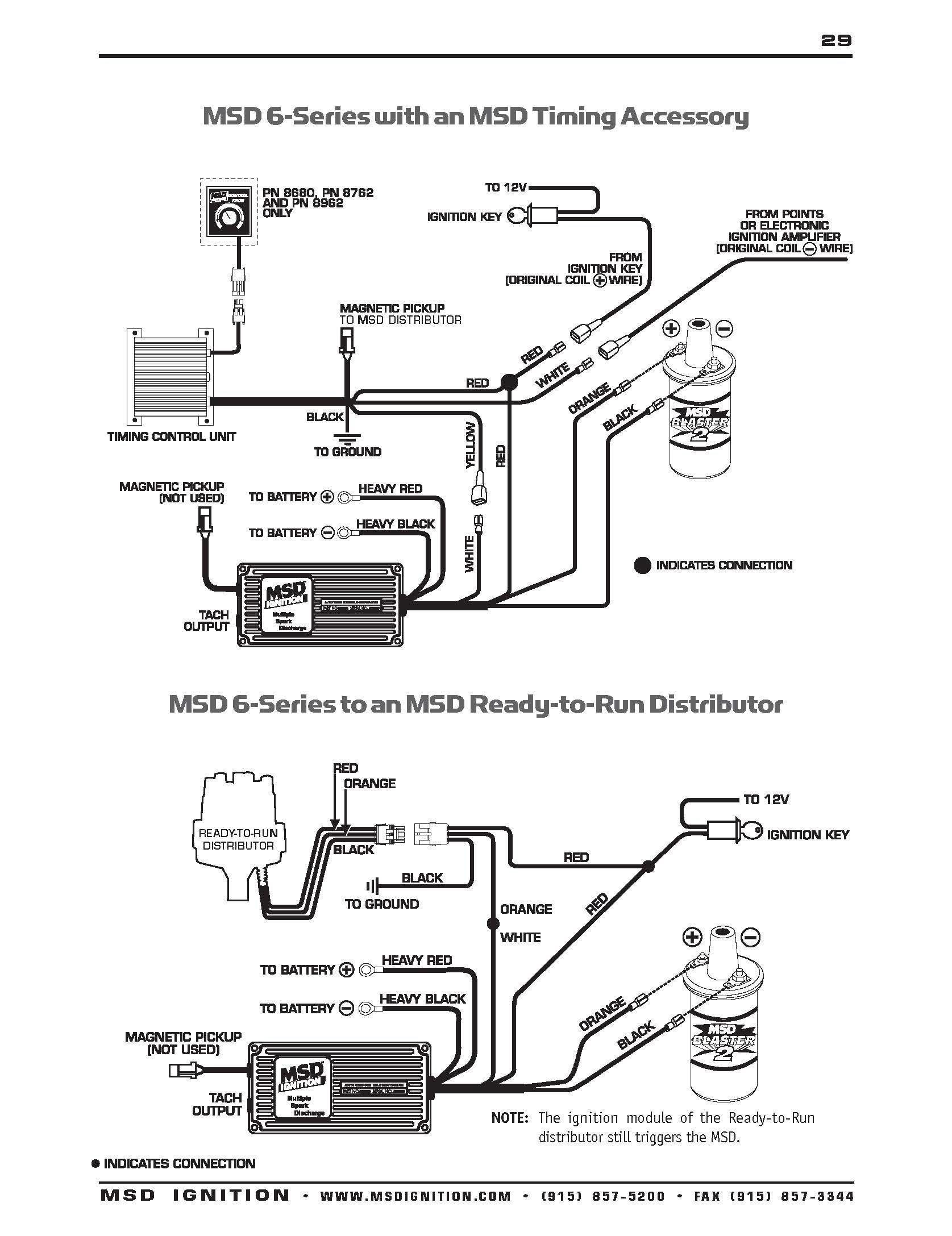 Msd Pn 6425 Wiring Diagram Msd 6al Box Wiring Diagram Natebird Me Outstanding Al6 Of Msd Pn 6425 Wiring Diagram