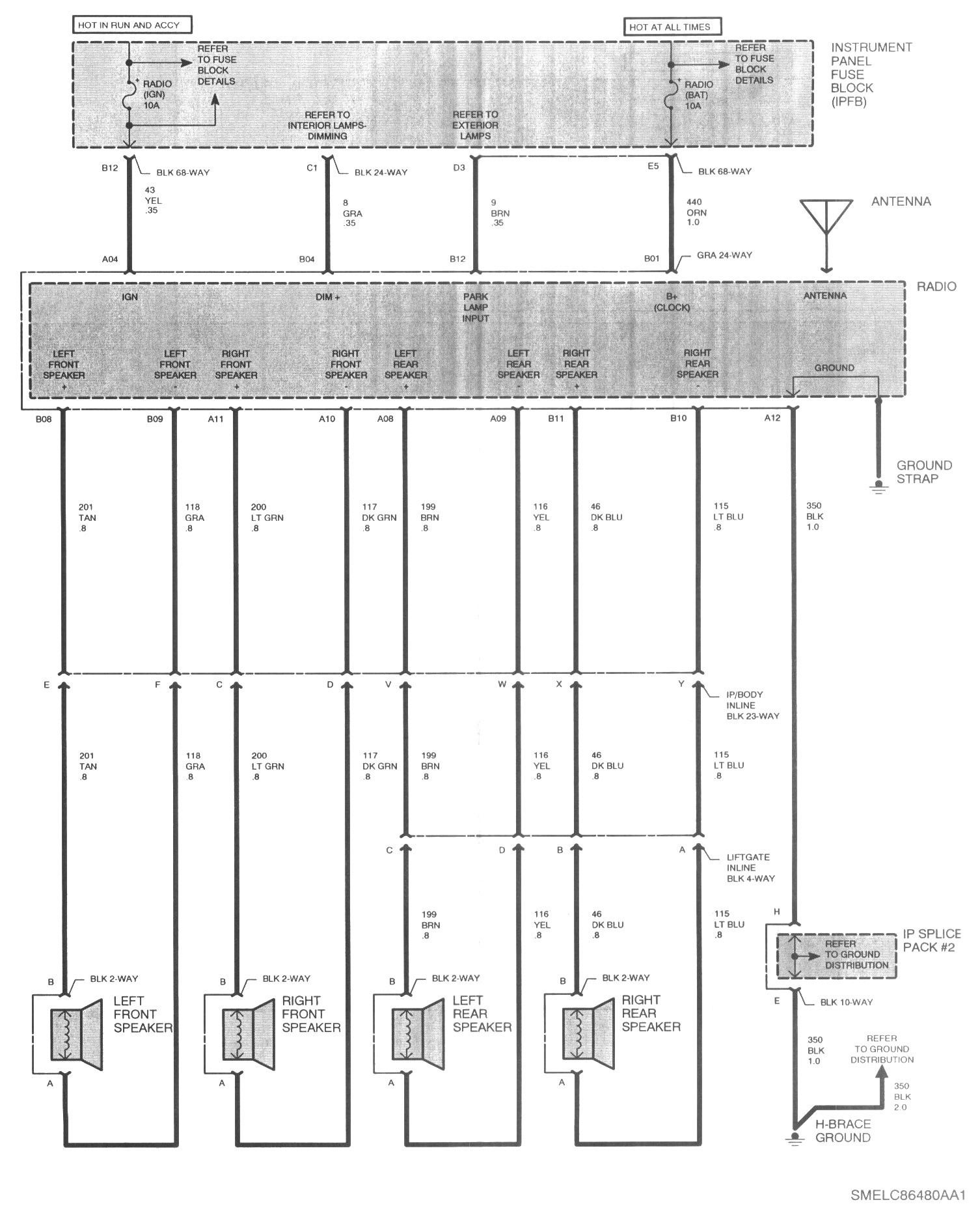wiring diagrams • of saturn l300  related post