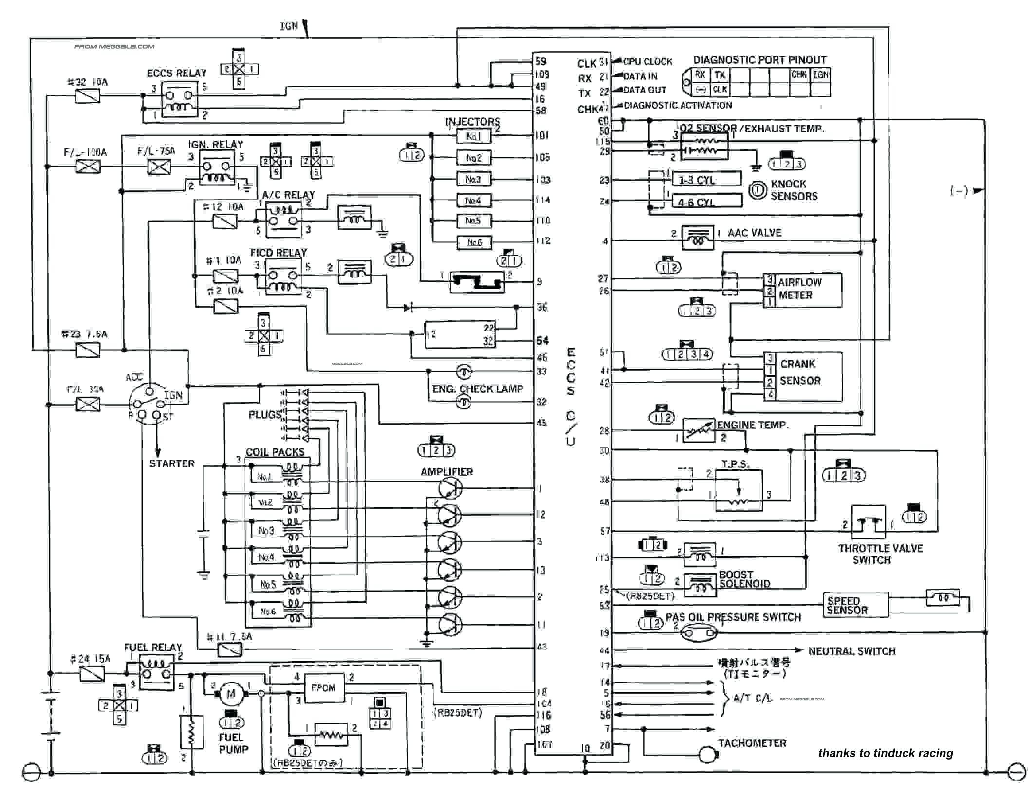 S13 Sr20det Coil Wiring Diagram