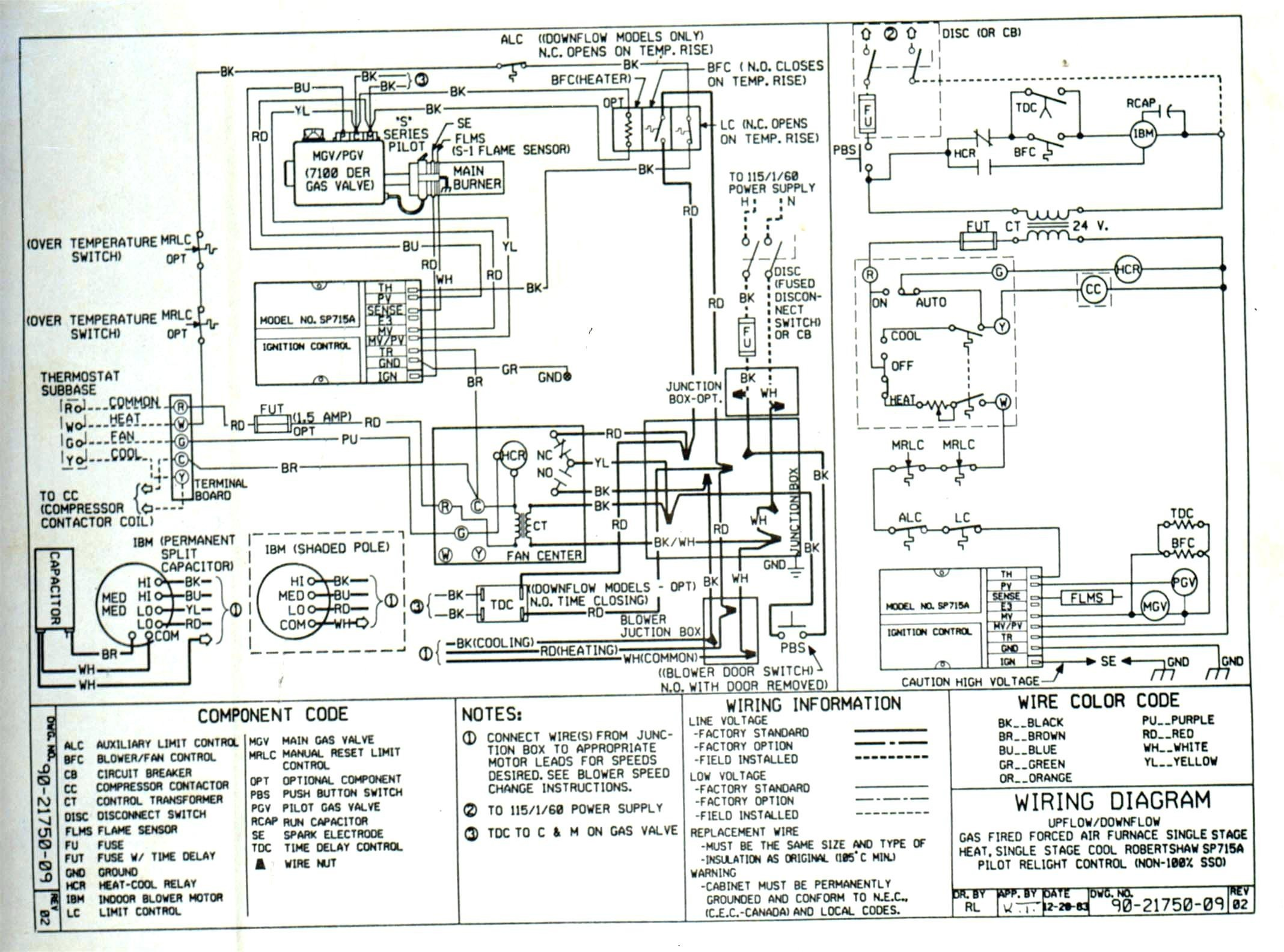 Trane Xl1200 Wiring Diagram from detoxicrecenze.com