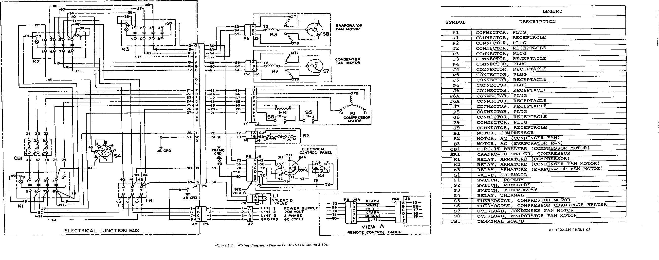 Trane Heat Pump Wiring Diagrams