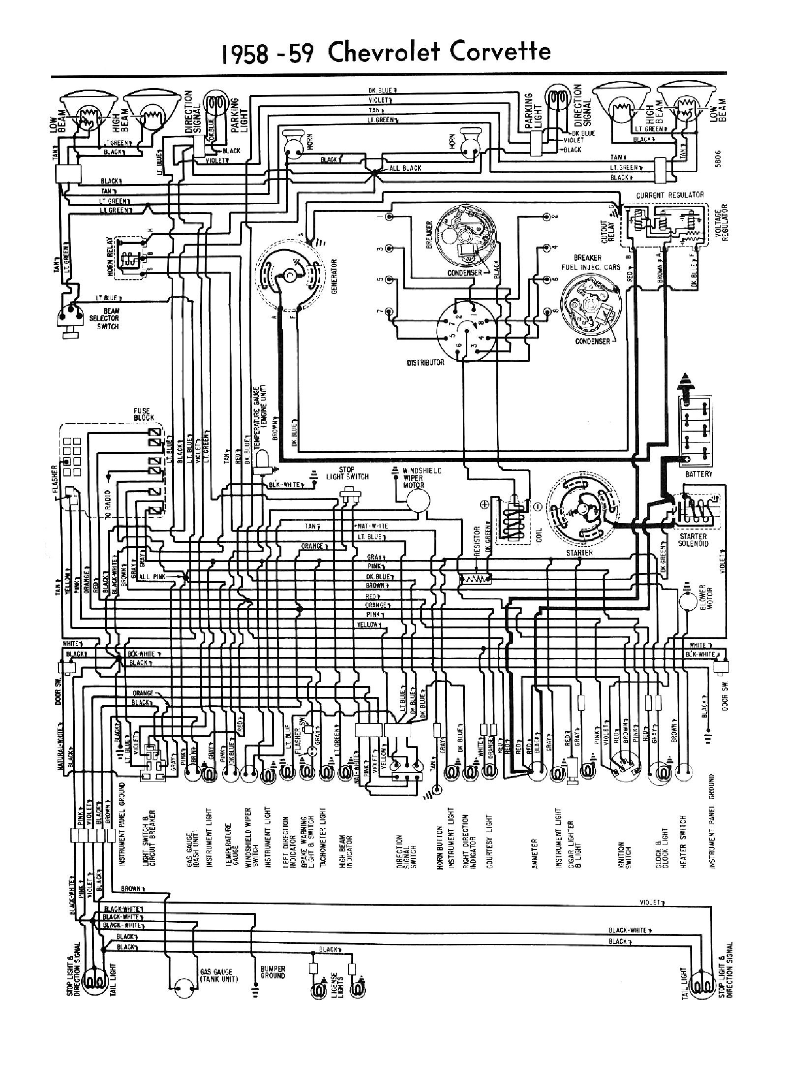 63bc6c 1959 chevy truck wiring diagram | wiring library  wiring library