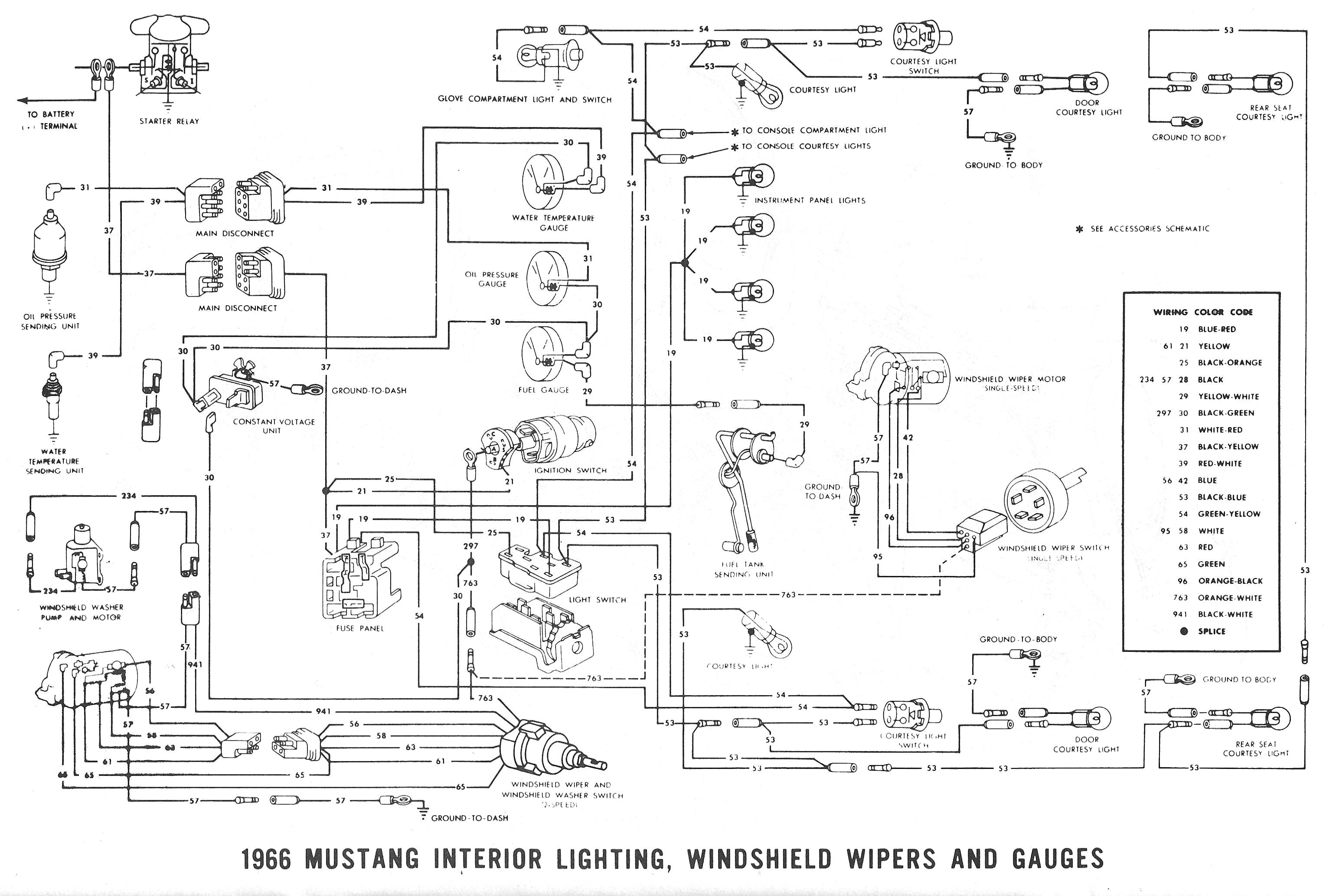 2015 Mustang Wiring Schematic Complete Wiring Diagrams \u2022 1966 Mustang  Ignition Wiring 67 Mustang Ignition Wiring Diagram