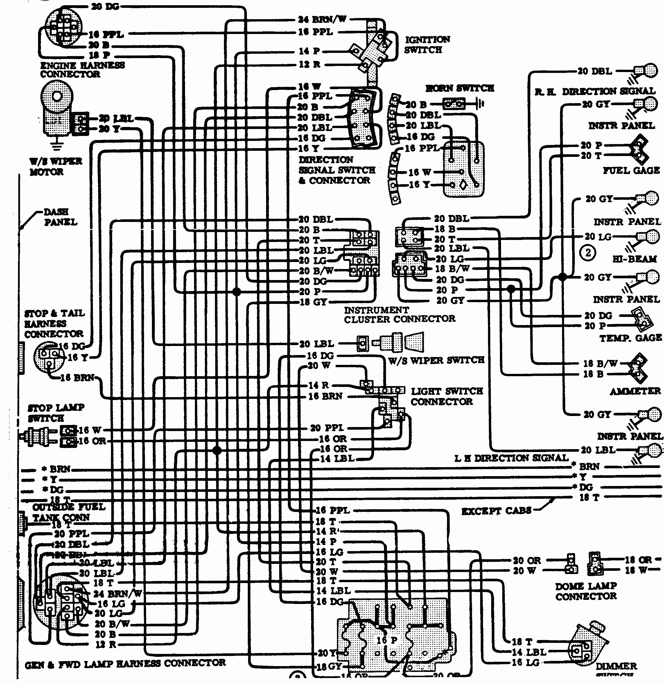 1981 Corvette Fuse Box Diagram Electrical Schematics Wiring Bulkhead Furthermore 1979 Toyota Pickup Chevy Lzk Gallery Wire Data Schema U2022 Relay