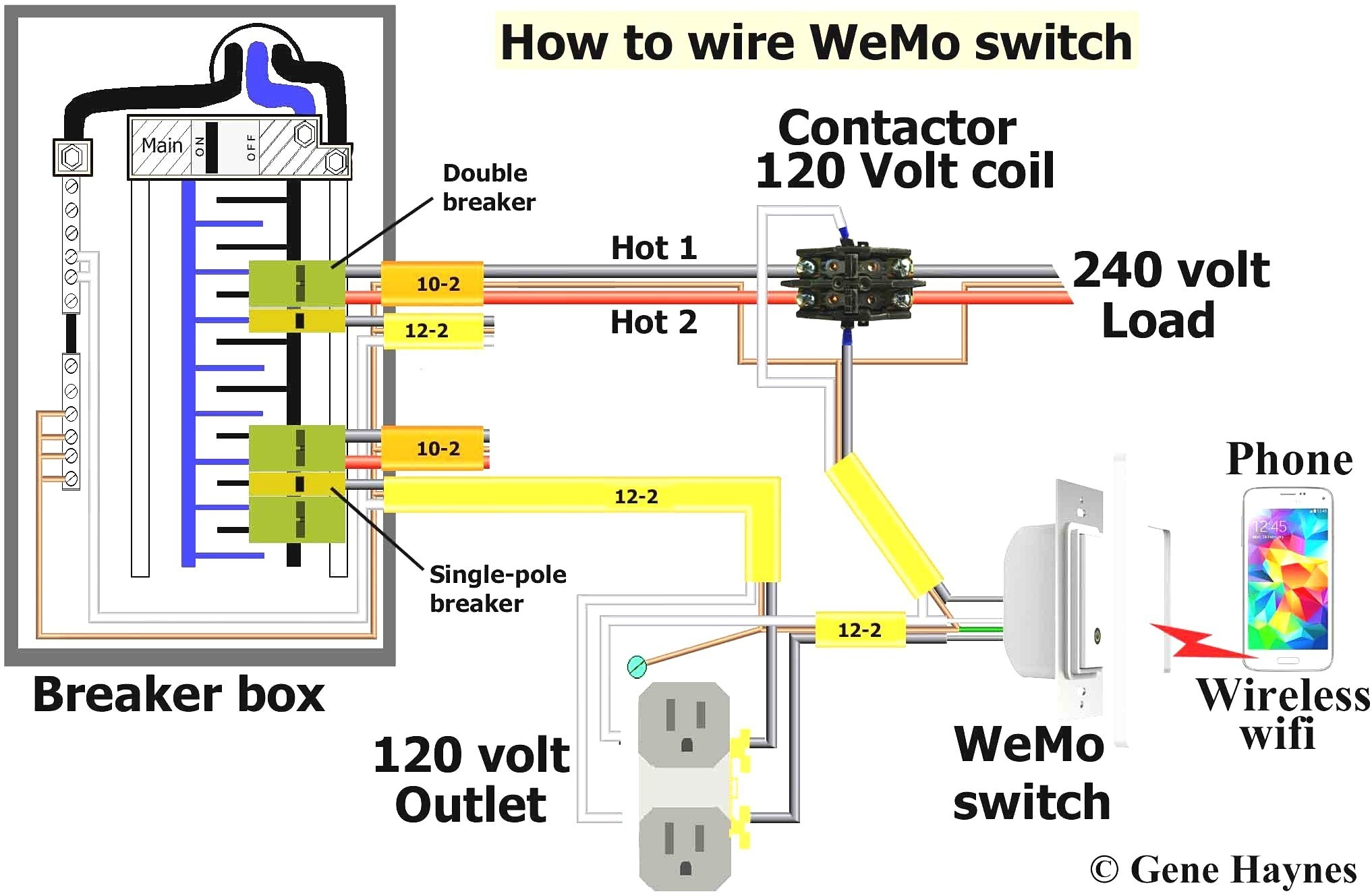 110 Volt Single Pole Contactor Wiring Diagram Library Moreover How To Wire 240v Outlet On 220 Circuit Breaker 2 Electric Motor