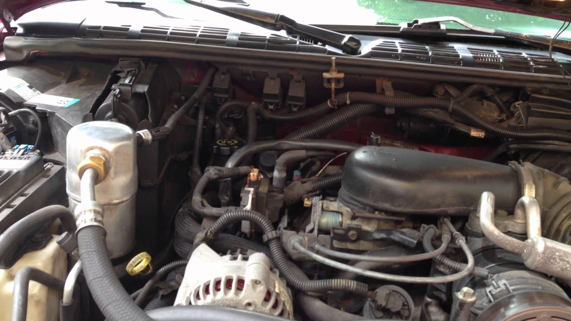 2001 Blazer Engine Diagram 1997 Chevy Blazer Fuel Gauge issue Fuel Gauge  Buffer Module Of 2001