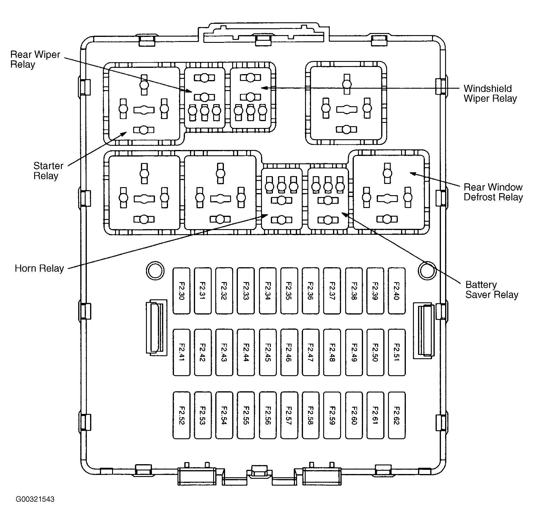 2002 ford focus se engine diagram