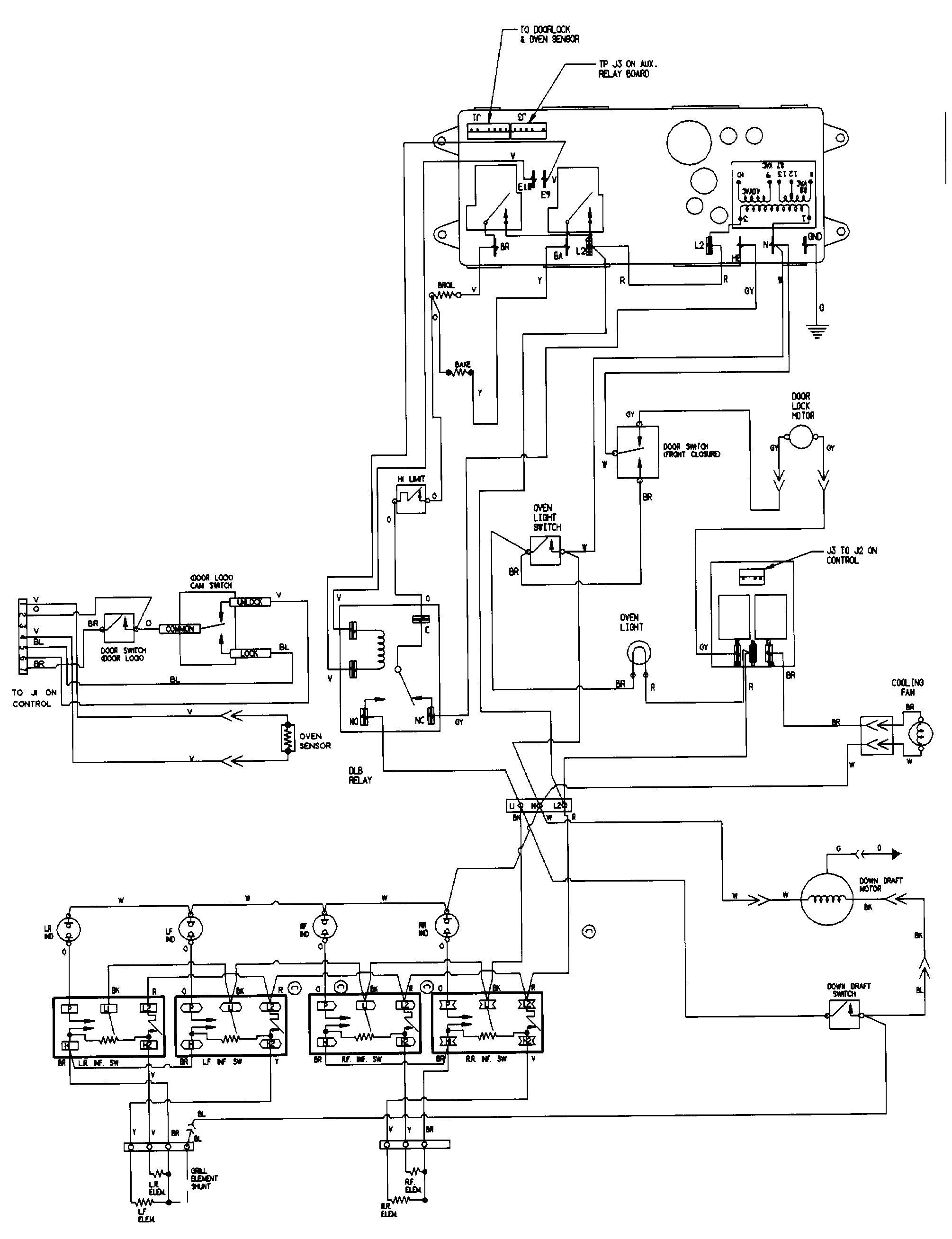 2002 pontiac bonneville engine diagram