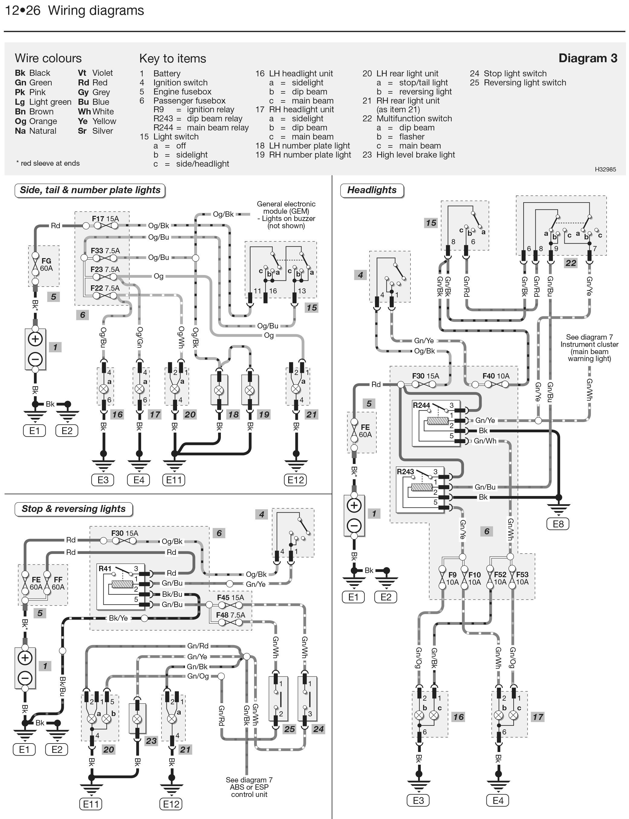 2003 ford F150 Engine Diagram 2011 ford Fiesta Engine Diagram Wiring Diagram  • Of 2003 ford