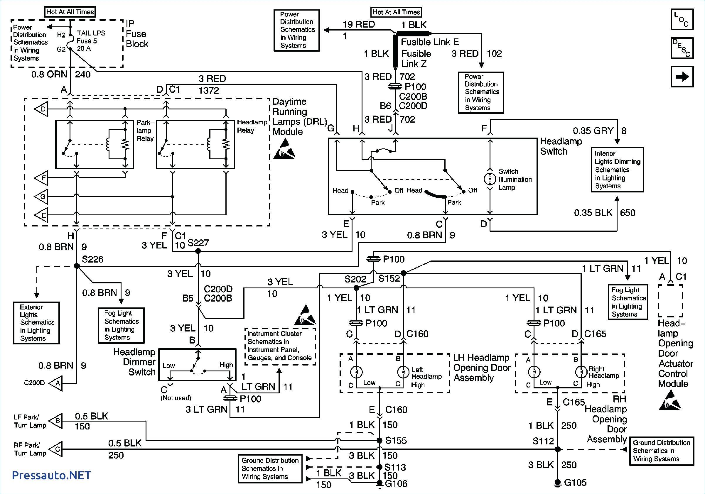Wiring Diagram Ac Honda Crv 1997 2003 Pilot U0026