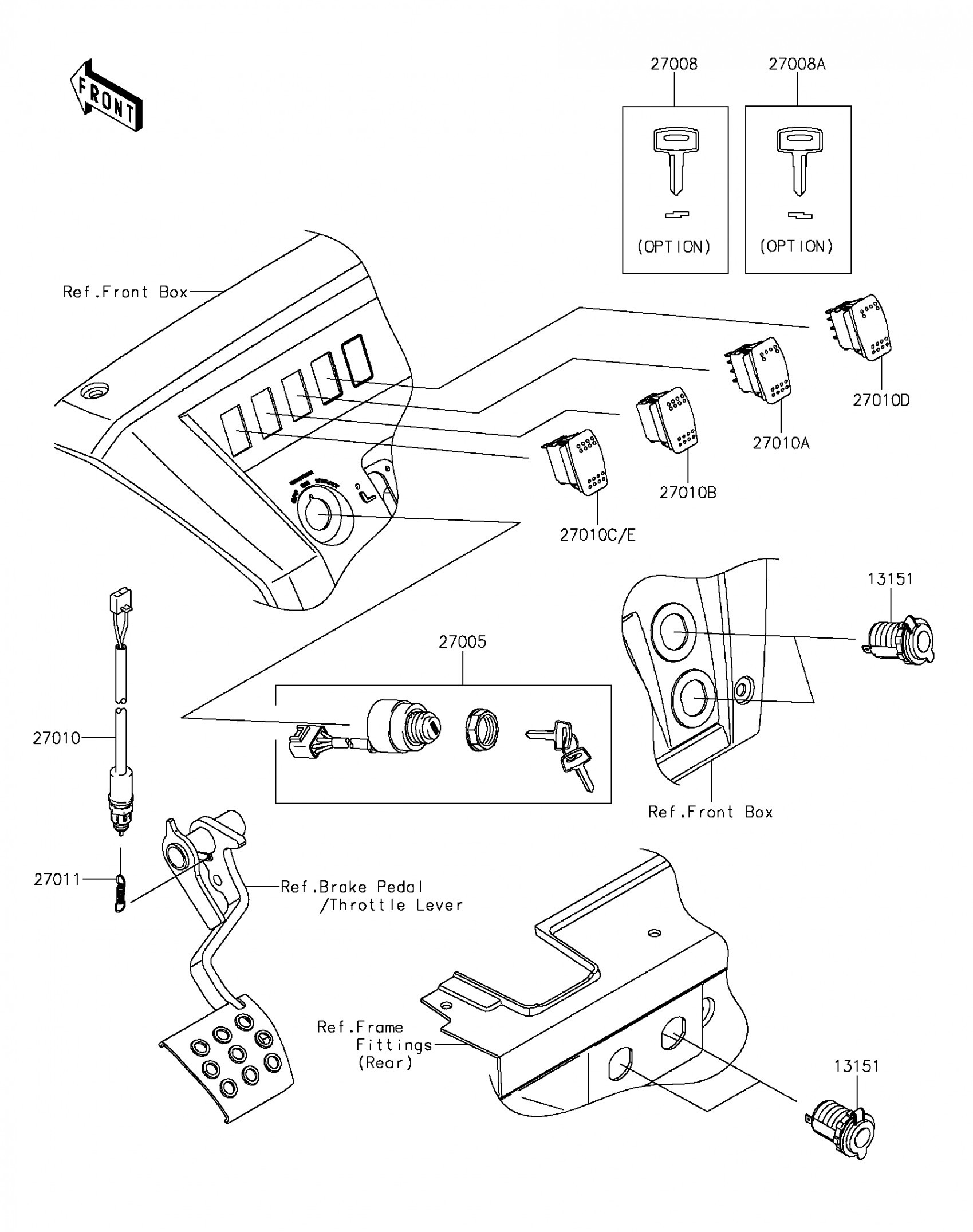 05 Toyota Sequoia Parts Diagram Wiring Diagrams Instructions 02 2004 2005 Corolla Ce 2007 Mirror