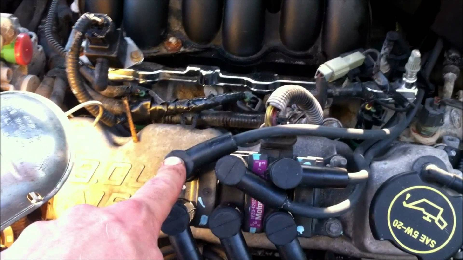 2005 ford Expedition Engine Diagram 2003 ford Expedition Spark Plug Diagram  Trusted Wiring Diagram Of 2005