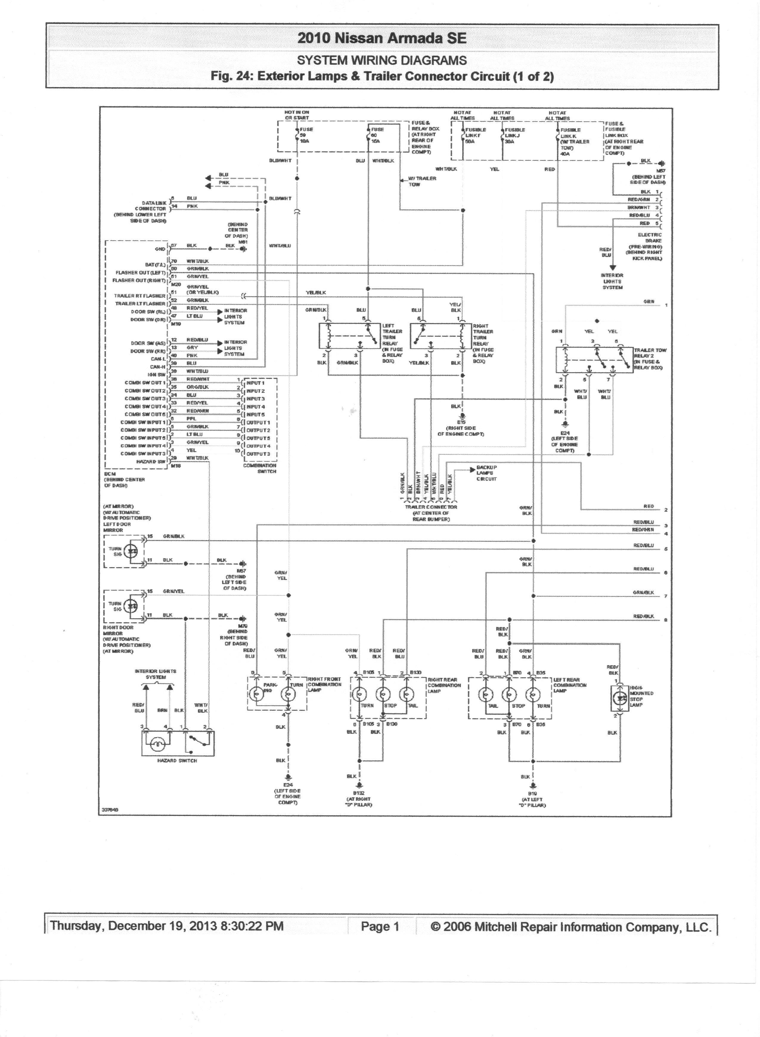 2006 Nissan Titan Parts Diagram 2011 Nissan Armada Dash Wiring Diagram Wire Center • Of 2006 Nissan Titan Parts Diagram