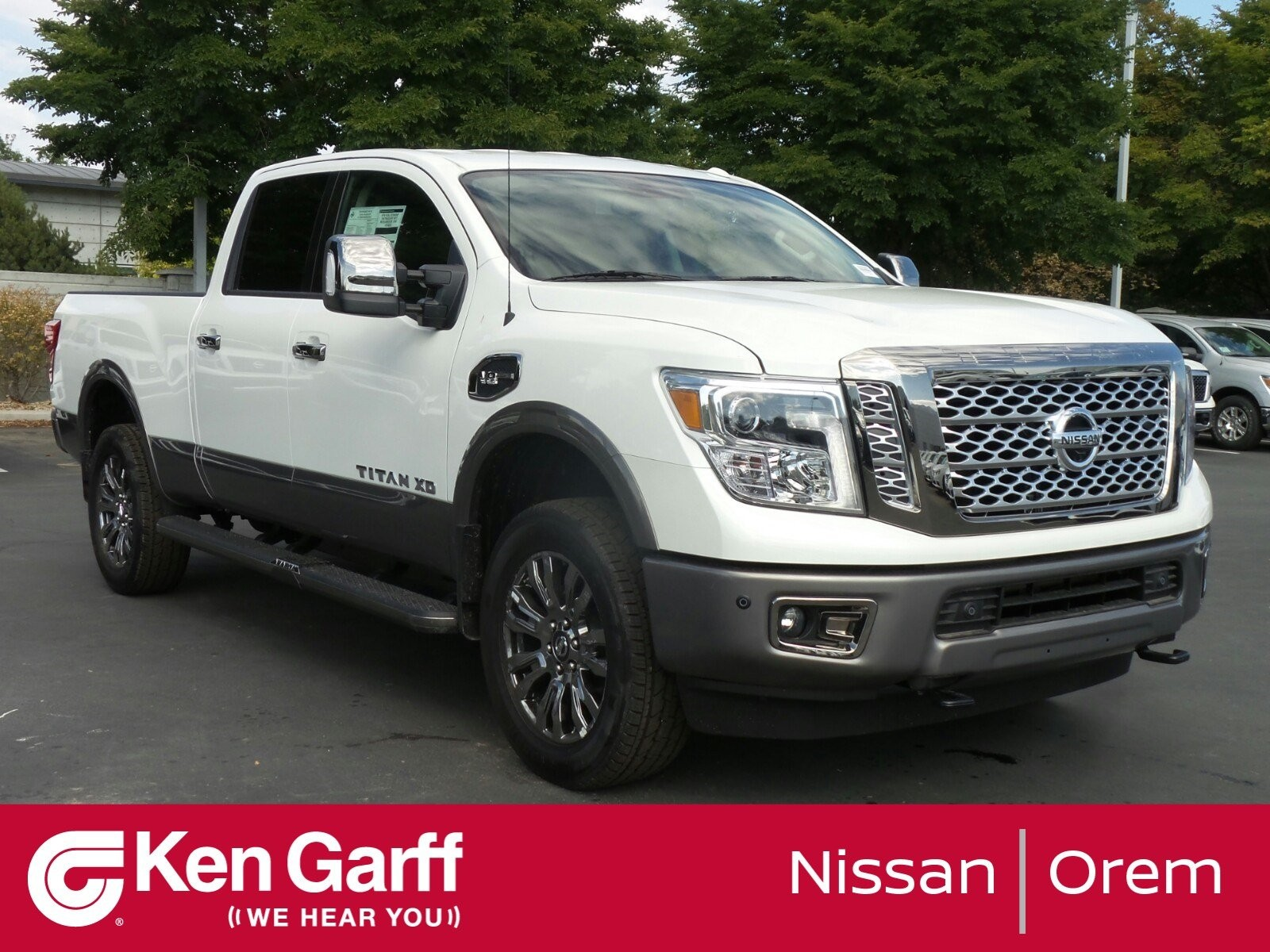 2006 Nissan Titan Parts Diagram New 2018 Nissan Titan Xd Platinum Reserve Crew Cab Pickup 2n Of 2006 Nissan Titan Parts Diagram New 2018 Nissan Titan Pro 4x Crew Cab Pickup In Salt Lake City