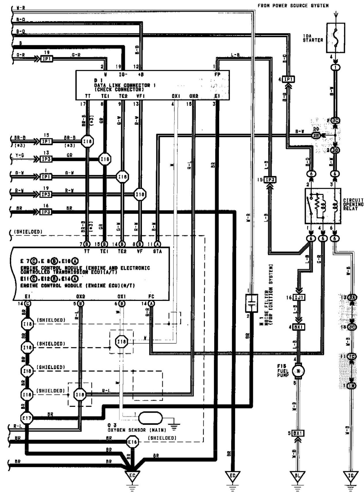 2011 toyota Camry Engine Diagram 1996 toyota Camry Wiring Diagram Wiring Diagram – Chocaraze Of 2011 toyota Camry Engine Diagram
