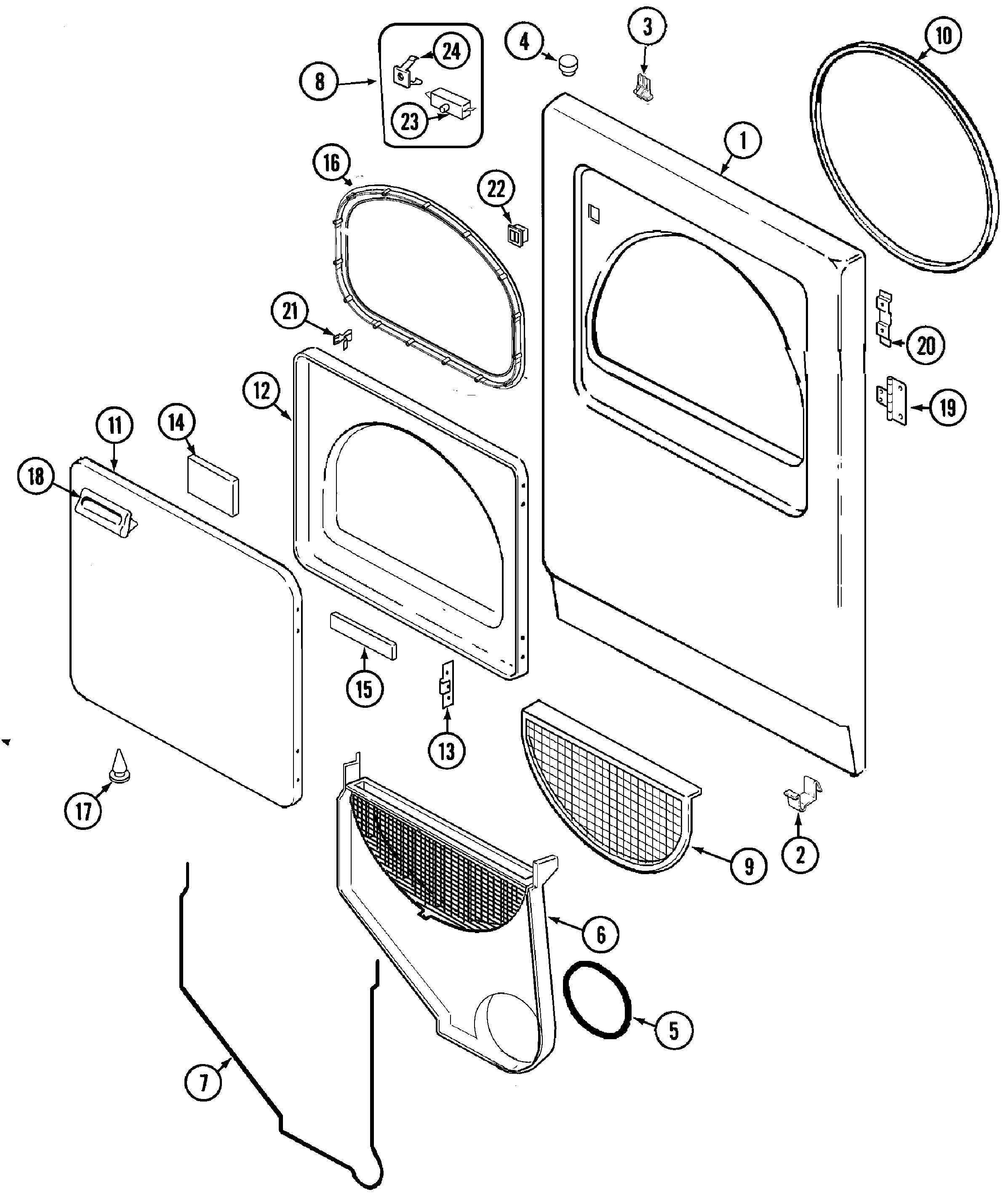 Admiral dishwasher wiring diagrams
