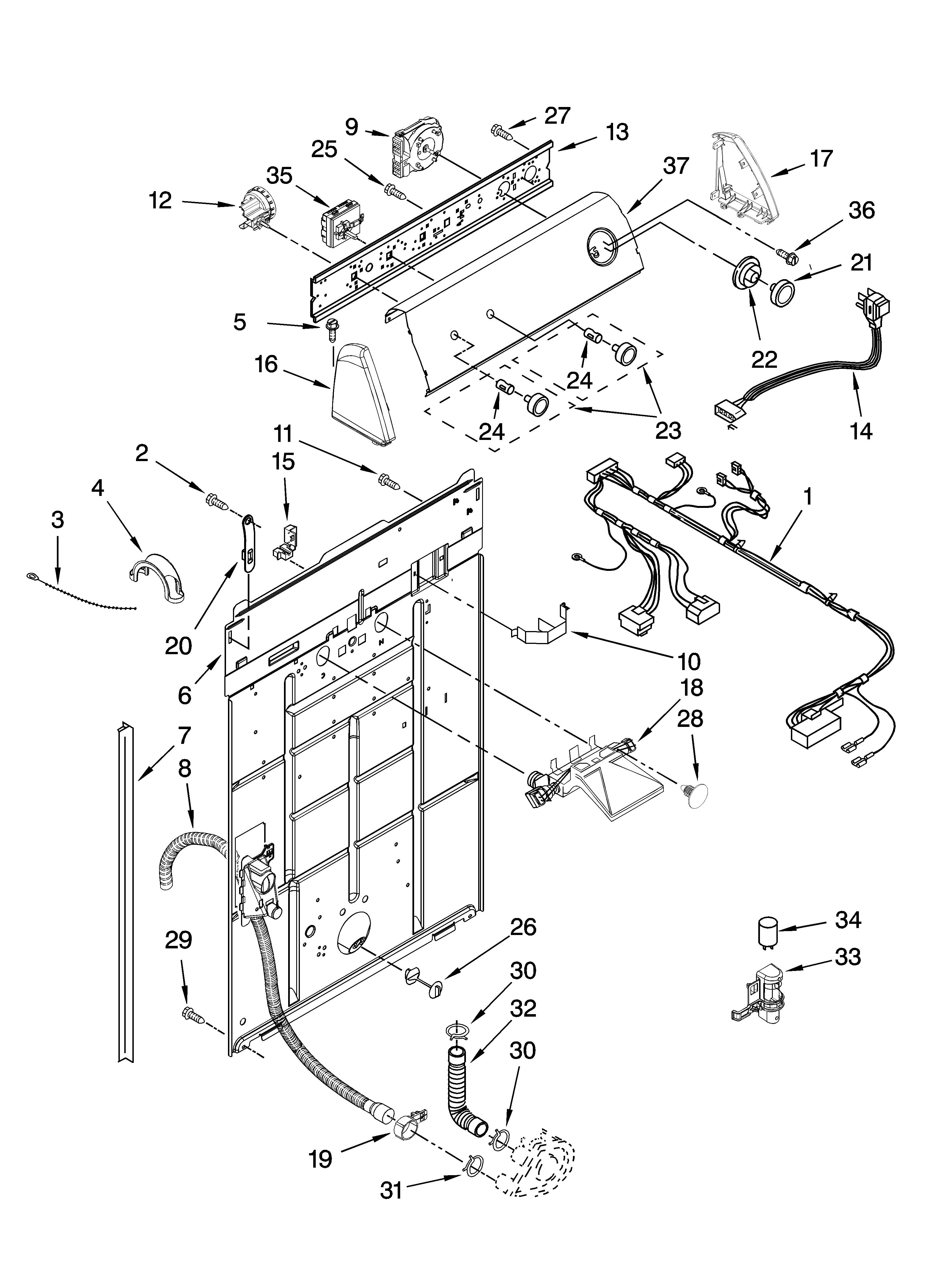 Admiral Washing Machine Parts Diagram Admiral Washing Machine Wiring Diagram Trusted Wiring Diagram Of Admiral Washing Machine Parts Diagram
