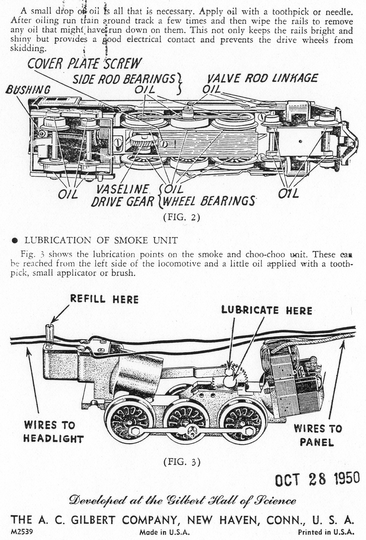American Flyer Steam Engine Wiring Diagram American Flyer Lo Otive Worm Drive Instructions Of American Flyer Steam Engine Wiring Diagram