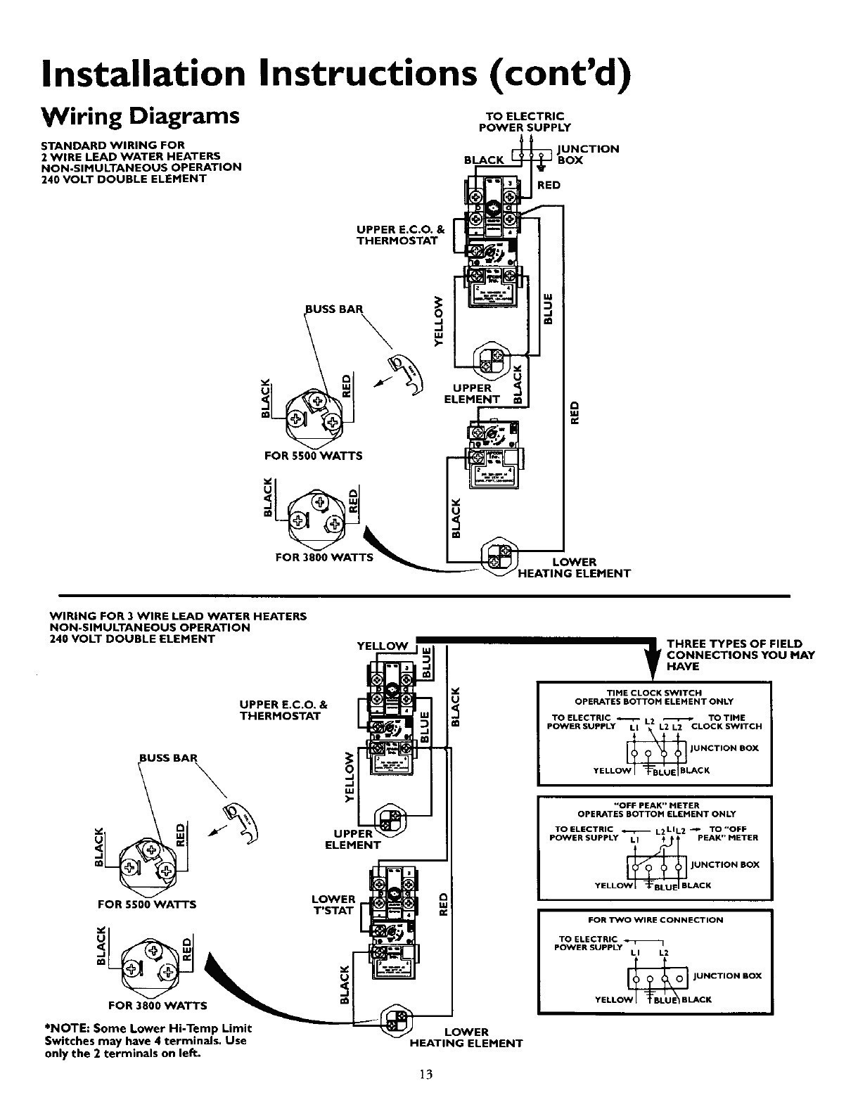 Atwood Excalibur Wiring Diagram Blog About Diagrams Low Temperature Defrost Timer Box Water Heater Parts Intertherm Ac