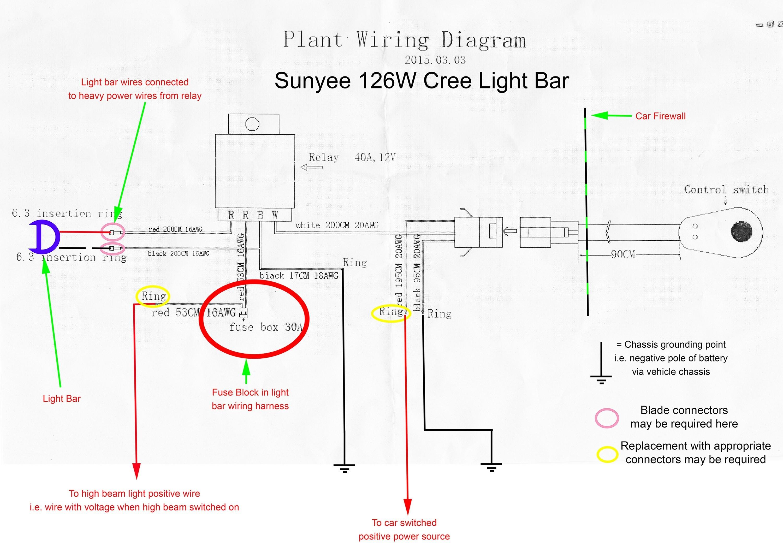 Wiring Diagram For Trailer Light Board 4 Wire Mini Cooper Lights Brake Best