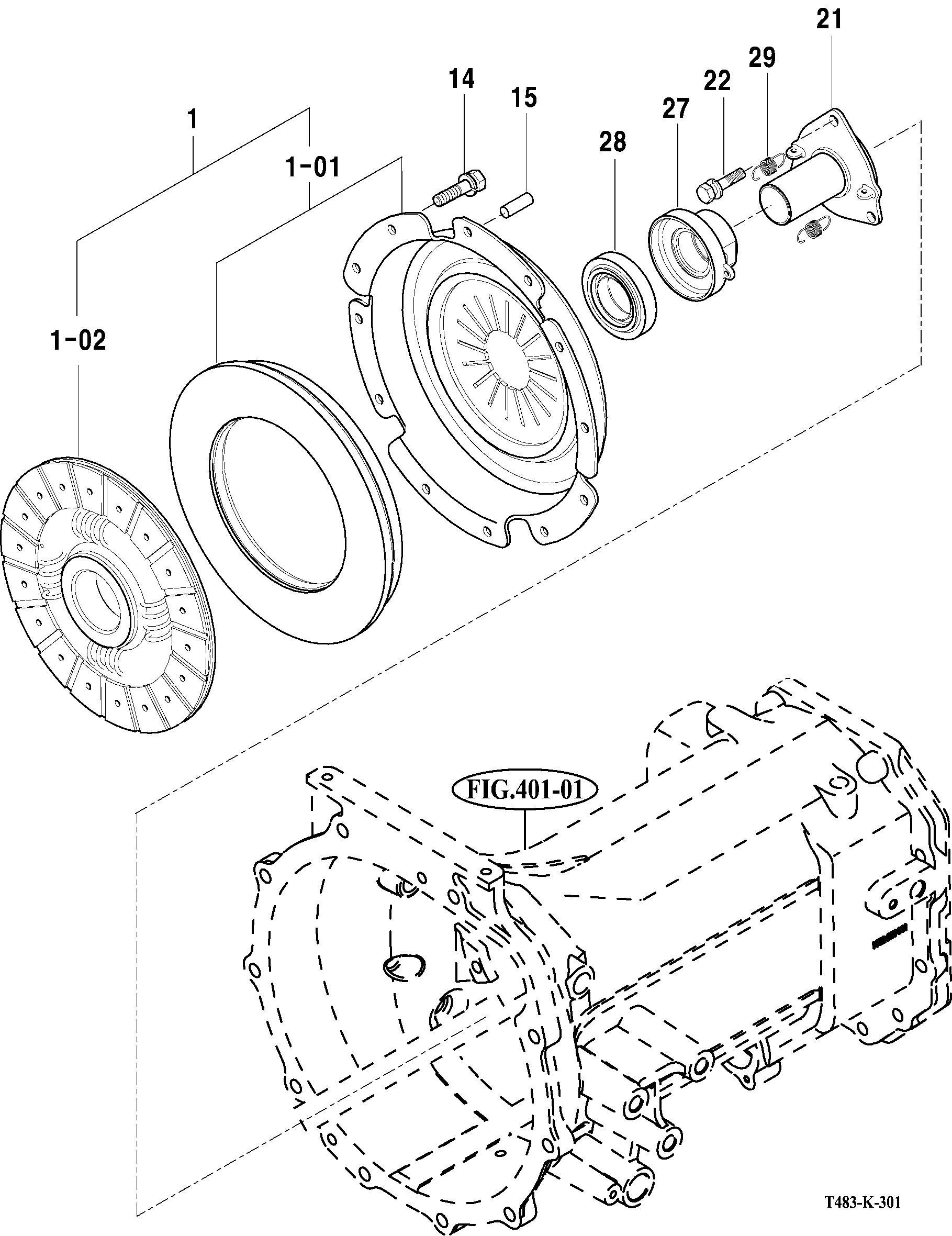 car clutch assembly diagram car sound wiring diagram