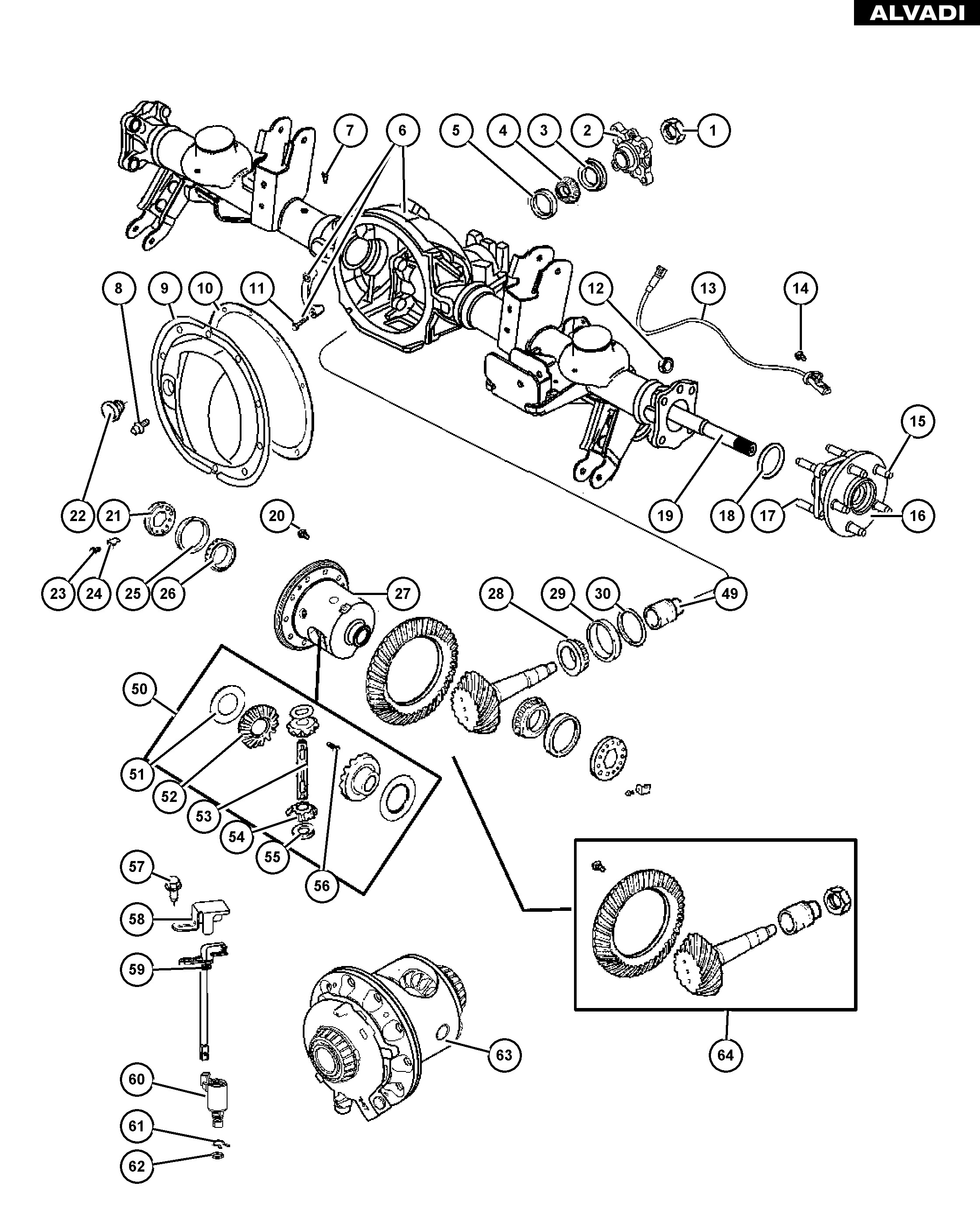 Car Wheel And Axle Diagram My Wiring Diagram