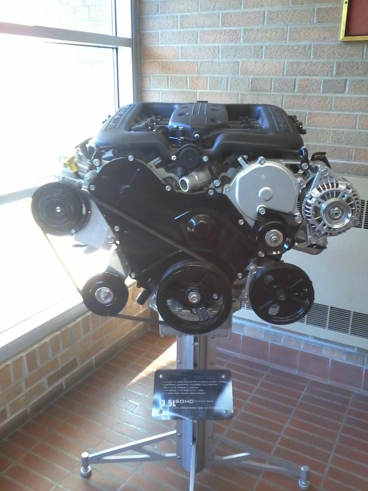 Chrysler 3 5 Engine Diagram Chrysler sohc V6 Engine Of Chrysler 3 5 Engine Diagram