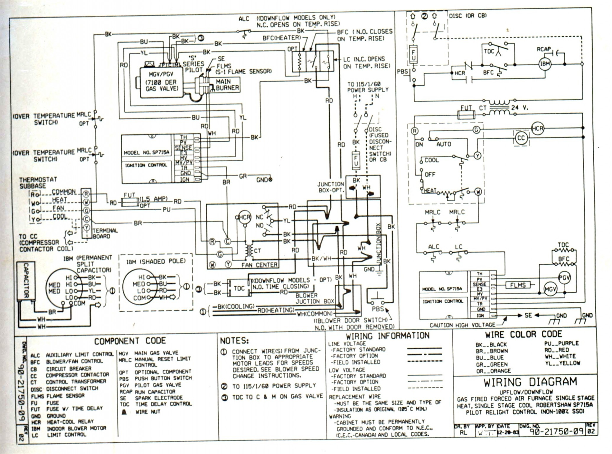Coleman Stove Parts Diagram Wiring Diagram for Central Electric Furnace Refrence Goodman Gas Of Coleman Stove Parts Diagram