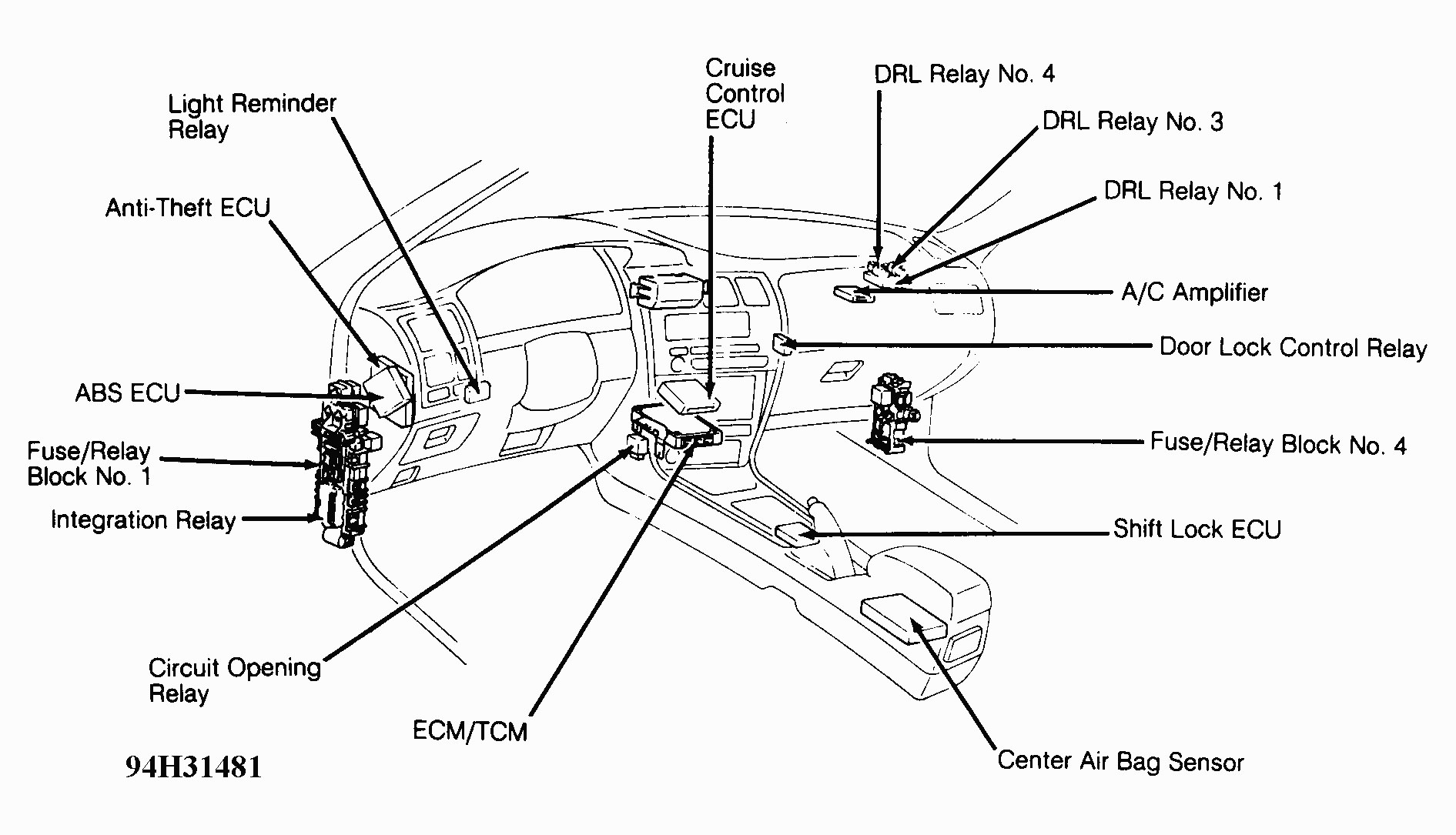 """Diagram Of Car Gearbox toyota Corolla Transmission Best the """"o D F"""" Light Flashes My Of Diagram Of Car Gearbox"""