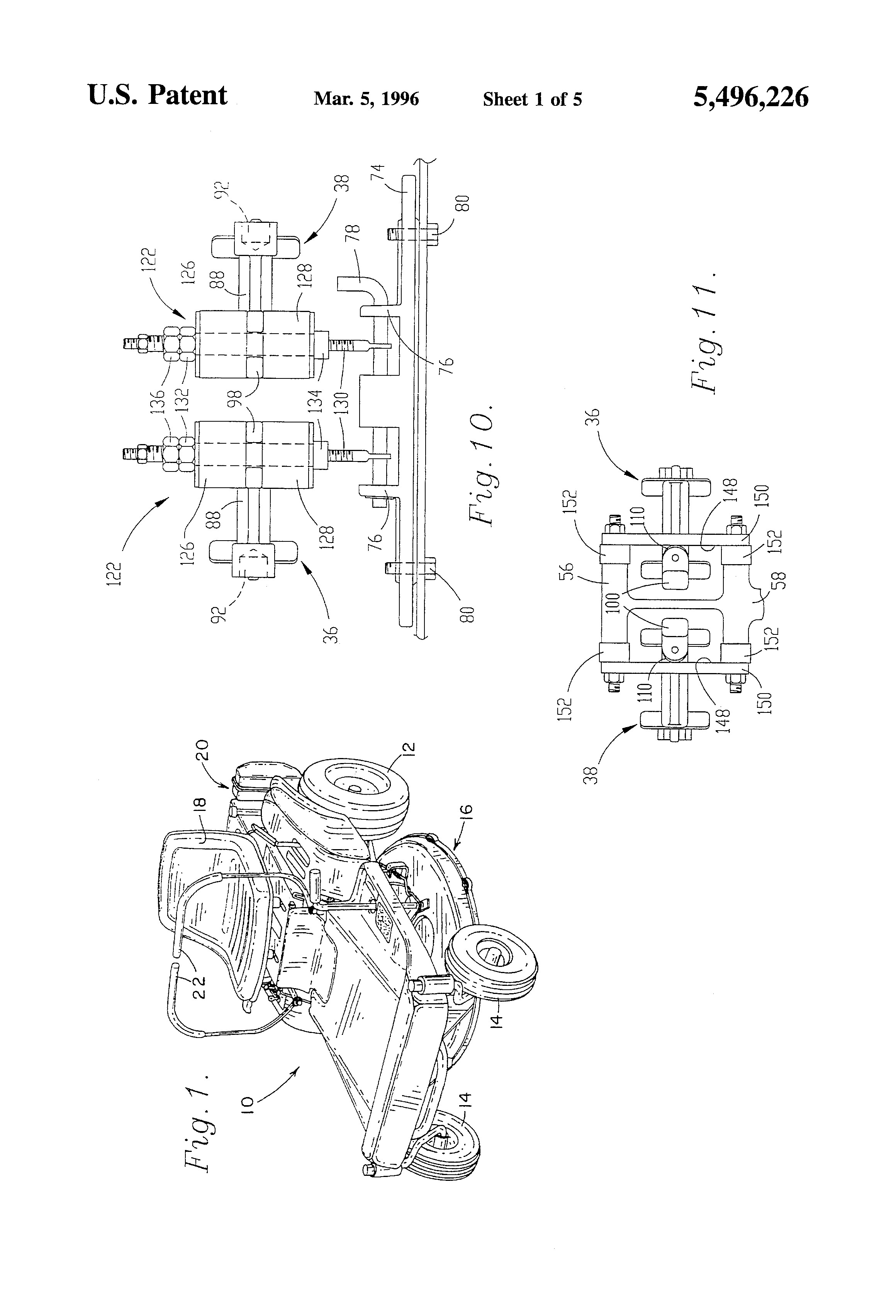 Dixon Lawn Mower Parts Diagram Patent Us Friction Drive Unit for Riding Lawn Mowers and Of Dixon Lawn Mower Parts Diagram