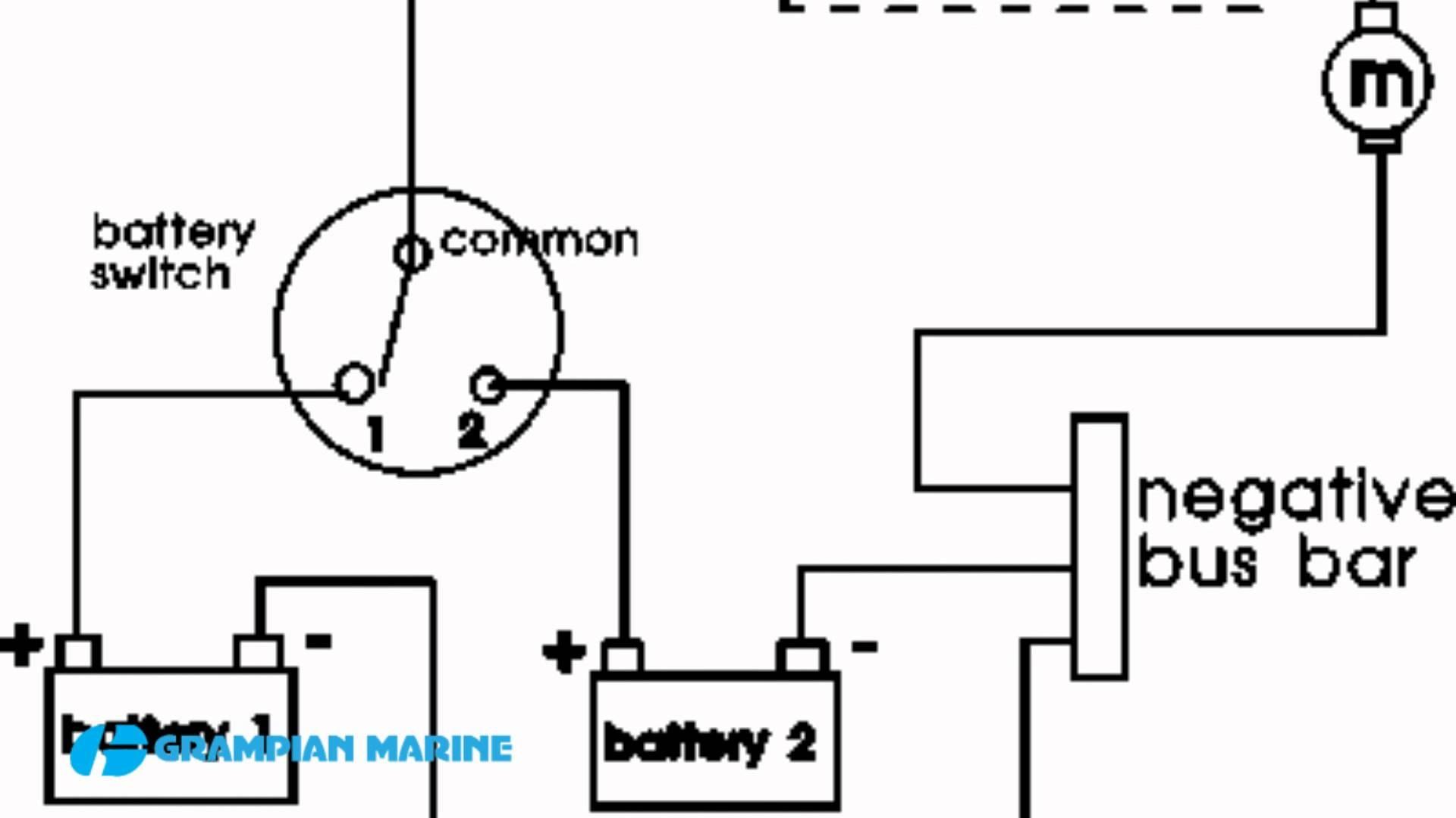 Dual Battery Switch Wiring Diagram Beautiful Dual Battery Wiring Diagram Relay – Ipphil Of Dual Battery Switch Wiring Diagram