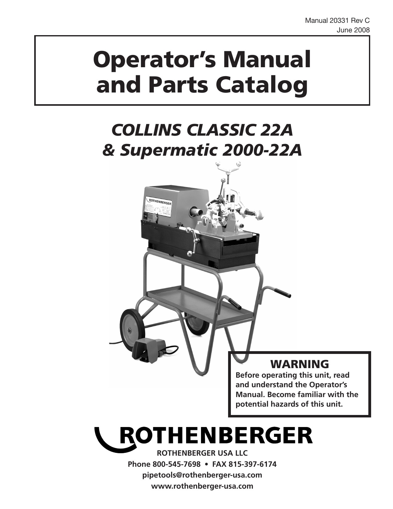 Electrolux 2100 Parts Diagram Operator S Manual and Parts Catalog Of Electrolux 2100 Parts Diagram