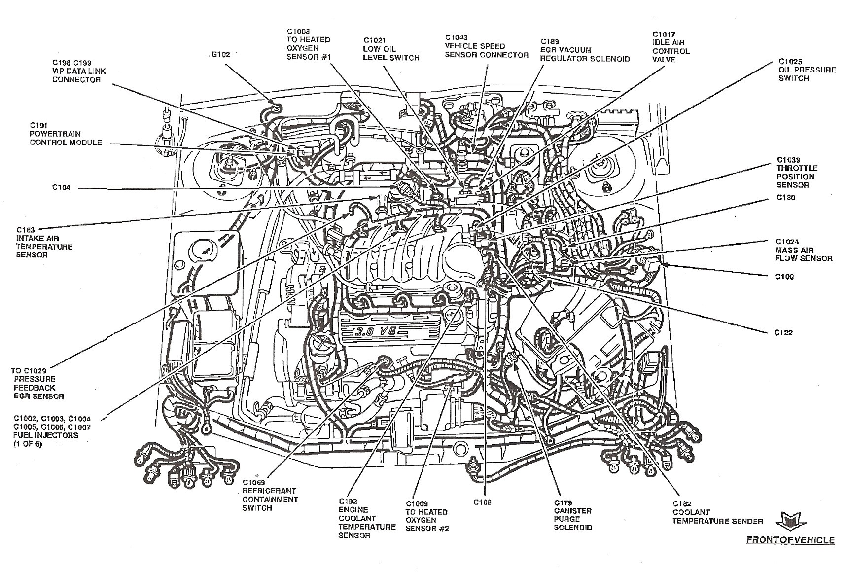 Engine Coolant Diagram Cooling System Diagram sources Of Engine Coolant Diagram