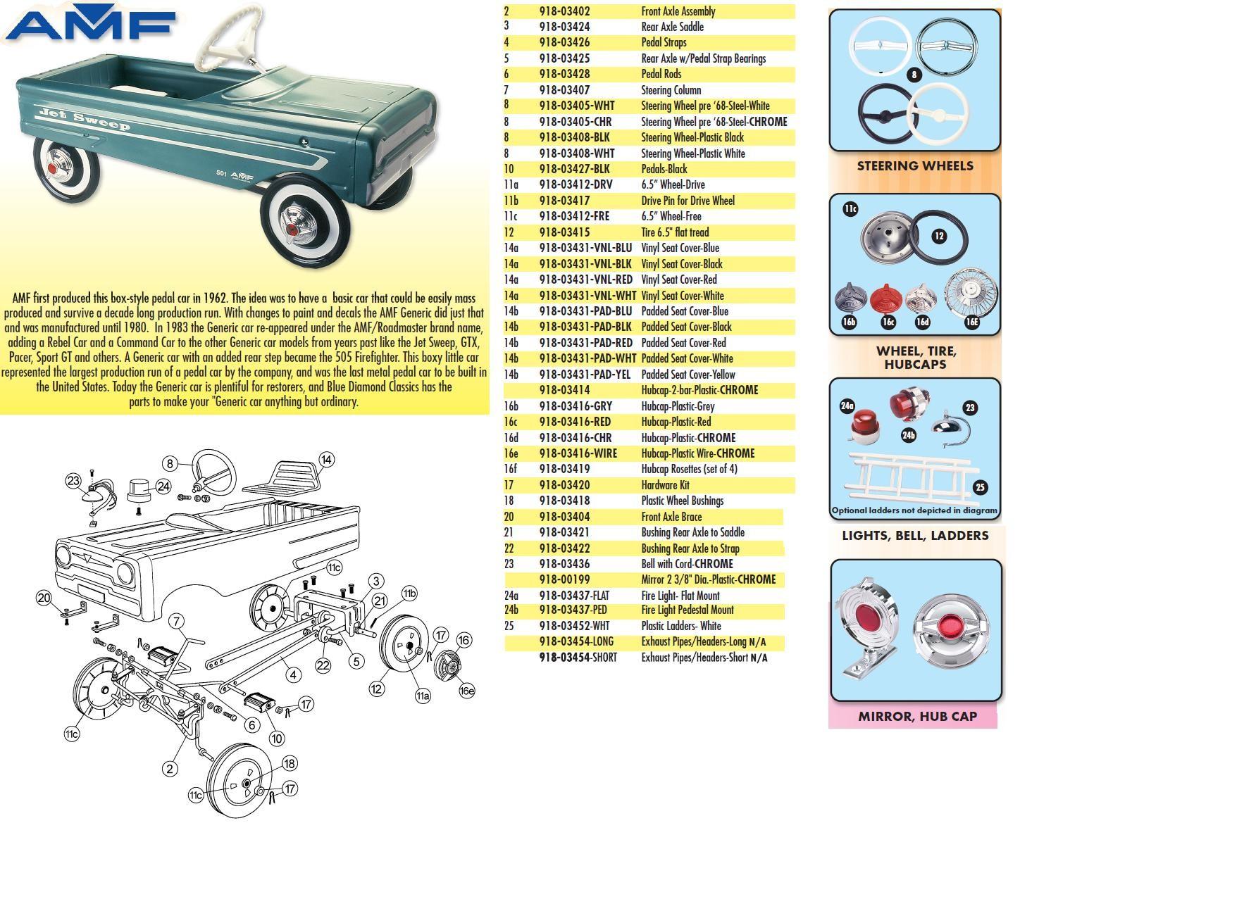 Fire Truck Parts Diagram 6 5 Inch Pedal Car Tire Of Fire Truck Parts Diagram