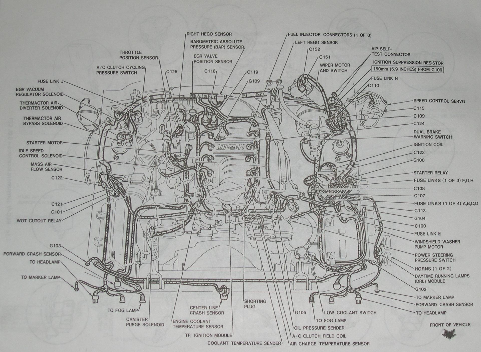 mustang aod wiring diagram ford mustang engine diagram my wiring diagram
