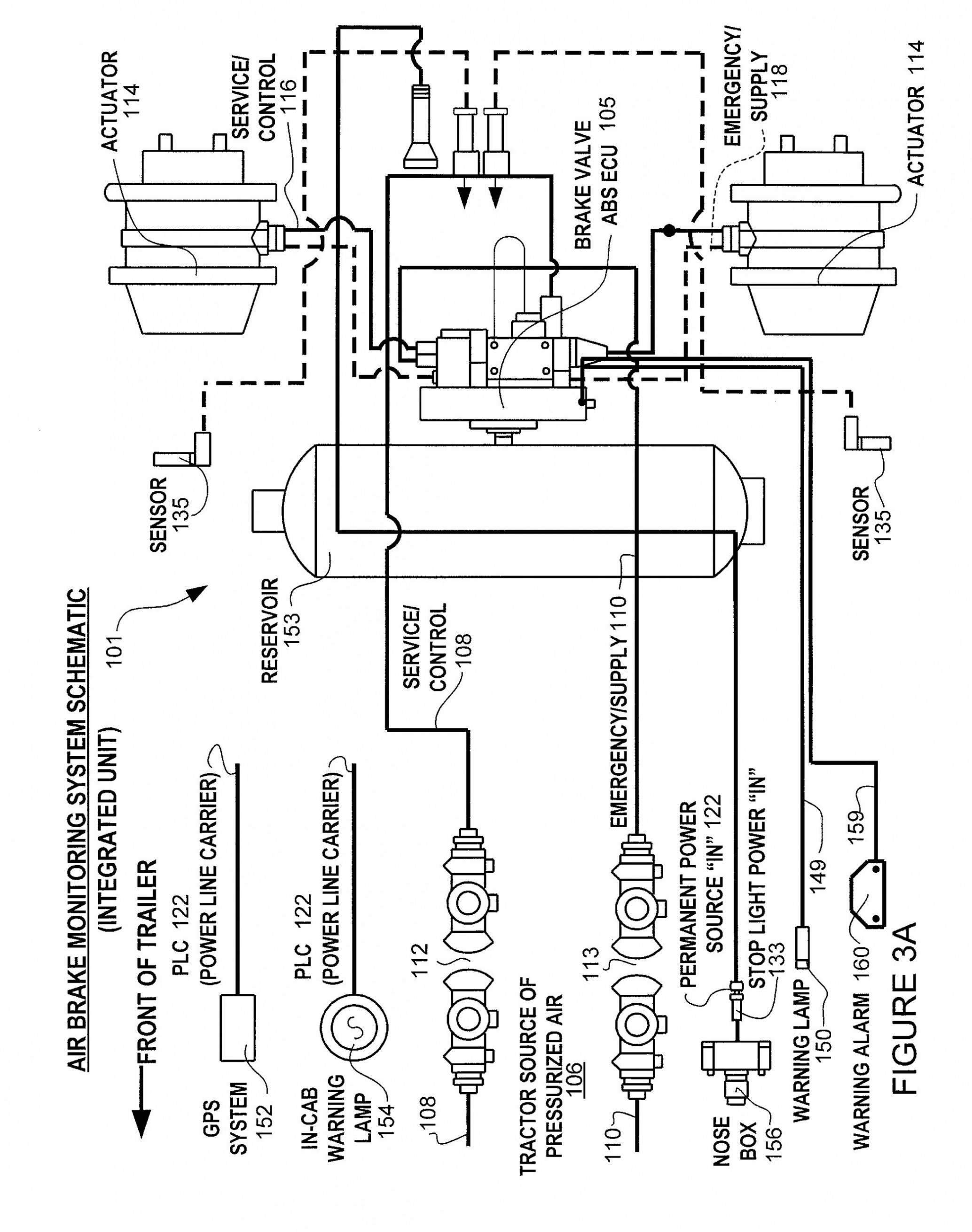 ford proportioning valve diagram