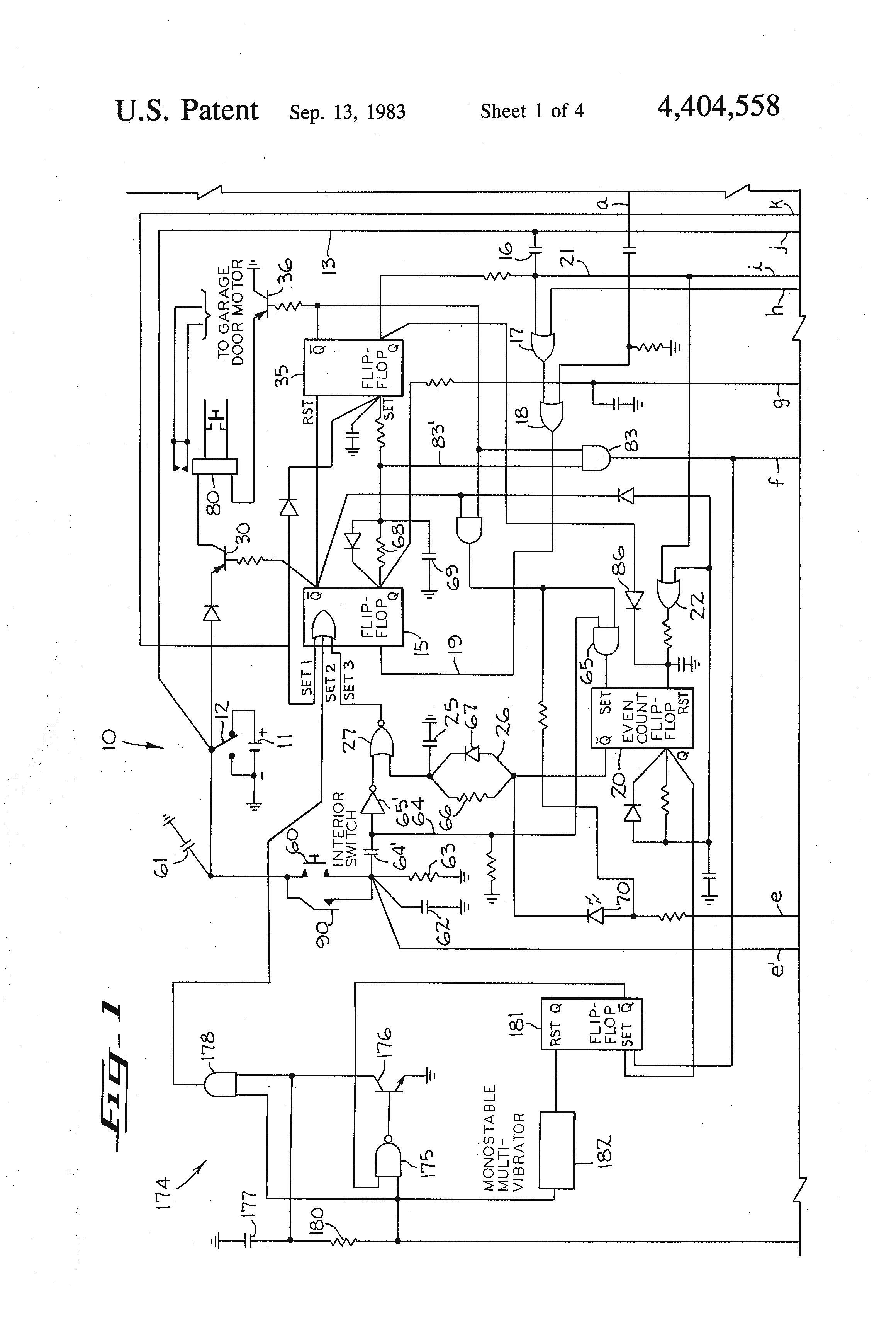 Garage Door Wiring Diagram Wiring Diagram for Garage Fresh Craftsman Garage Door Sensor Wiring Of Garage Door Wiring Diagram