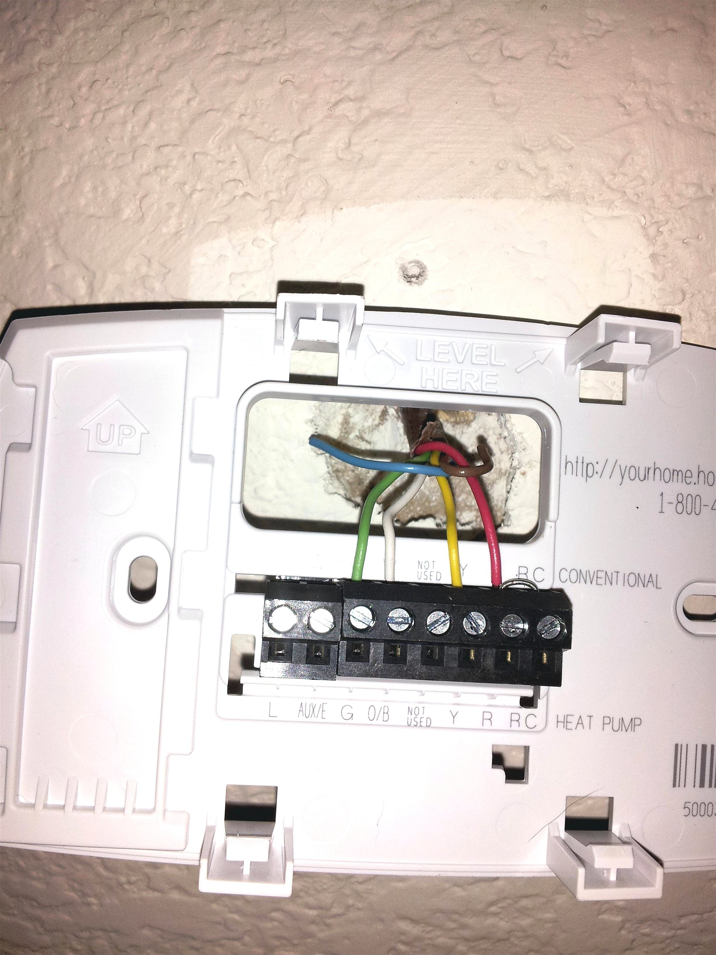 Honeywell Heat Pump thermostat Wiring Diagram Wiring Diagram for Honeywell Digital thermostat Inspirationa Of Honeywell Heat Pump thermostat Wiring Diagram