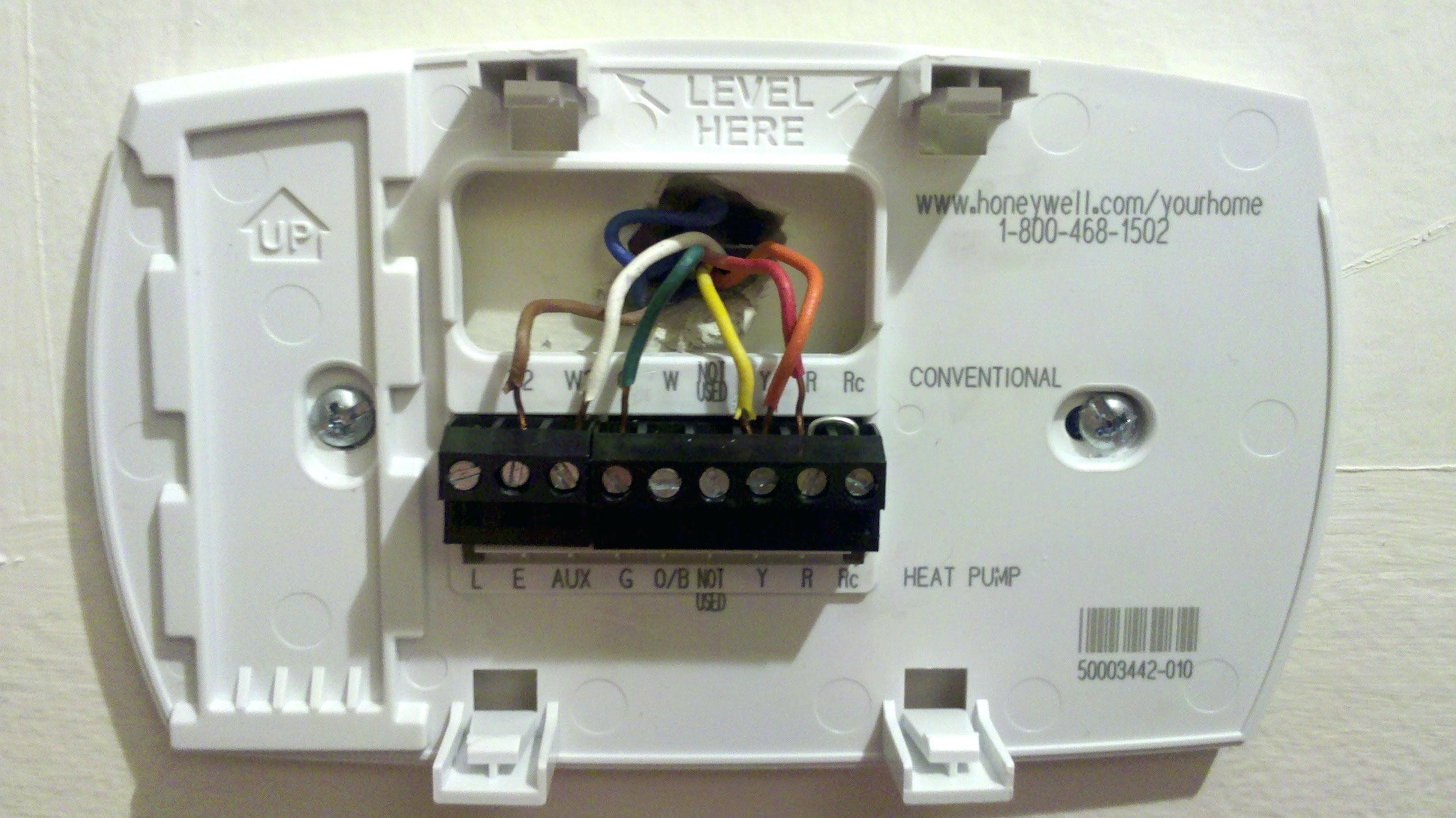 Honeywell Heat Pump thermostat Wiring Diagram Wiring Honeywell thermostat Rth6350 Wiring Diagrams • Of Honeywell Heat Pump thermostat Wiring Diagram