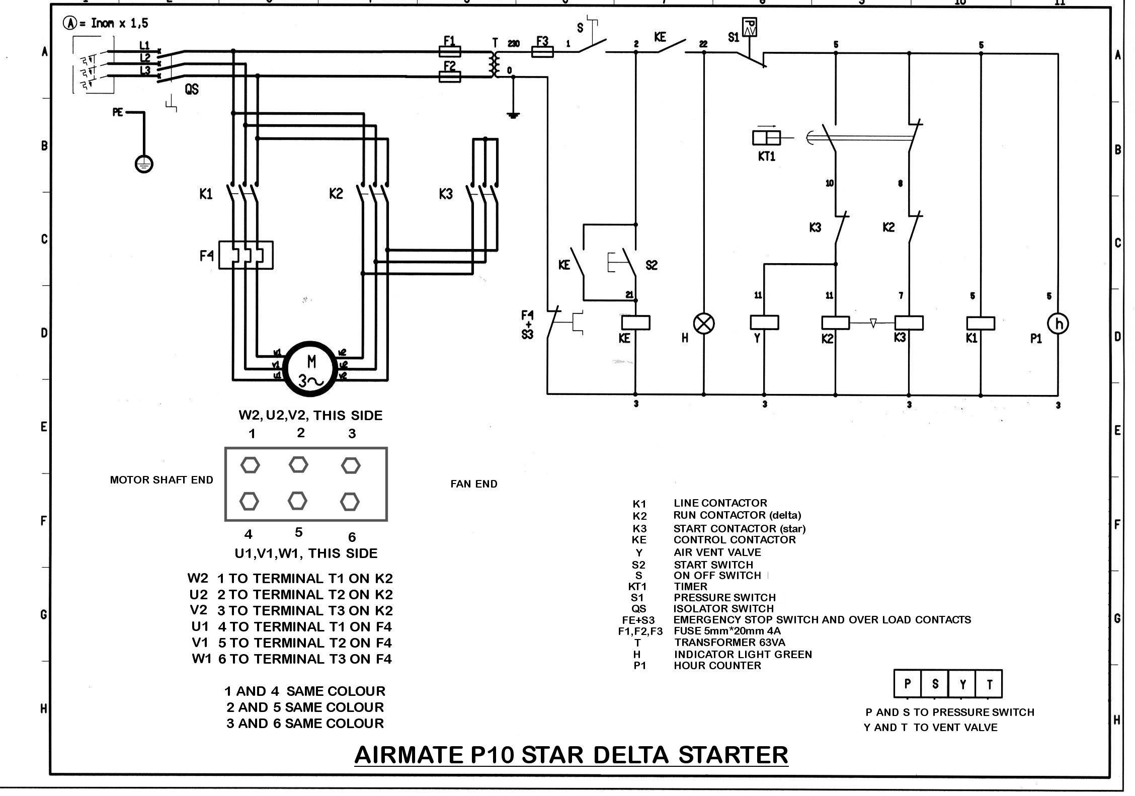 Ingersoll Rand Air Compressor Wiring Diagram Ingersoll Rand Air Pressor Wiring Diagram Simple atlas Copco Ar Of Ingersoll Rand Air Compressor Wiring Diagram