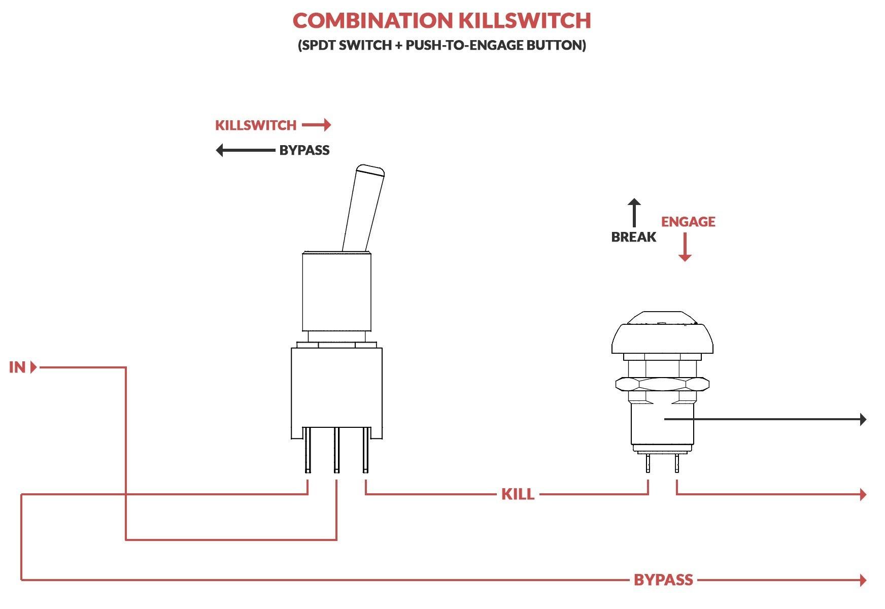Kill Switch Wiring Diagram Car Kill Switch Relay Wiring Diagram Valid Momentary Copy Arcnx Of Kill Switch Wiring Diagram Car
