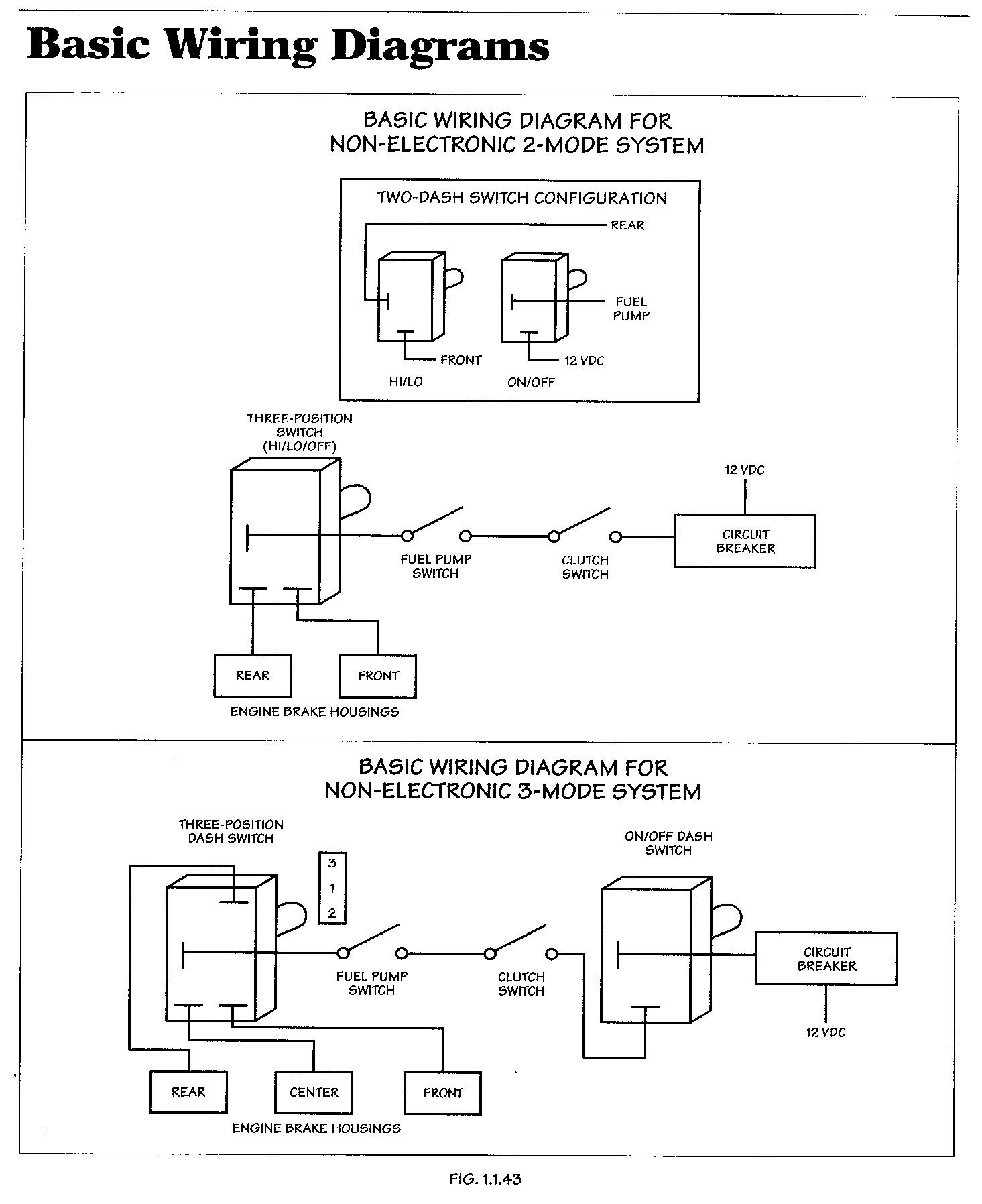 Mack Jake Brake Wiring Diagram Freightliner Jake Brake Wiring Diagram Of Mack Jake Brake Wiring Diagram
