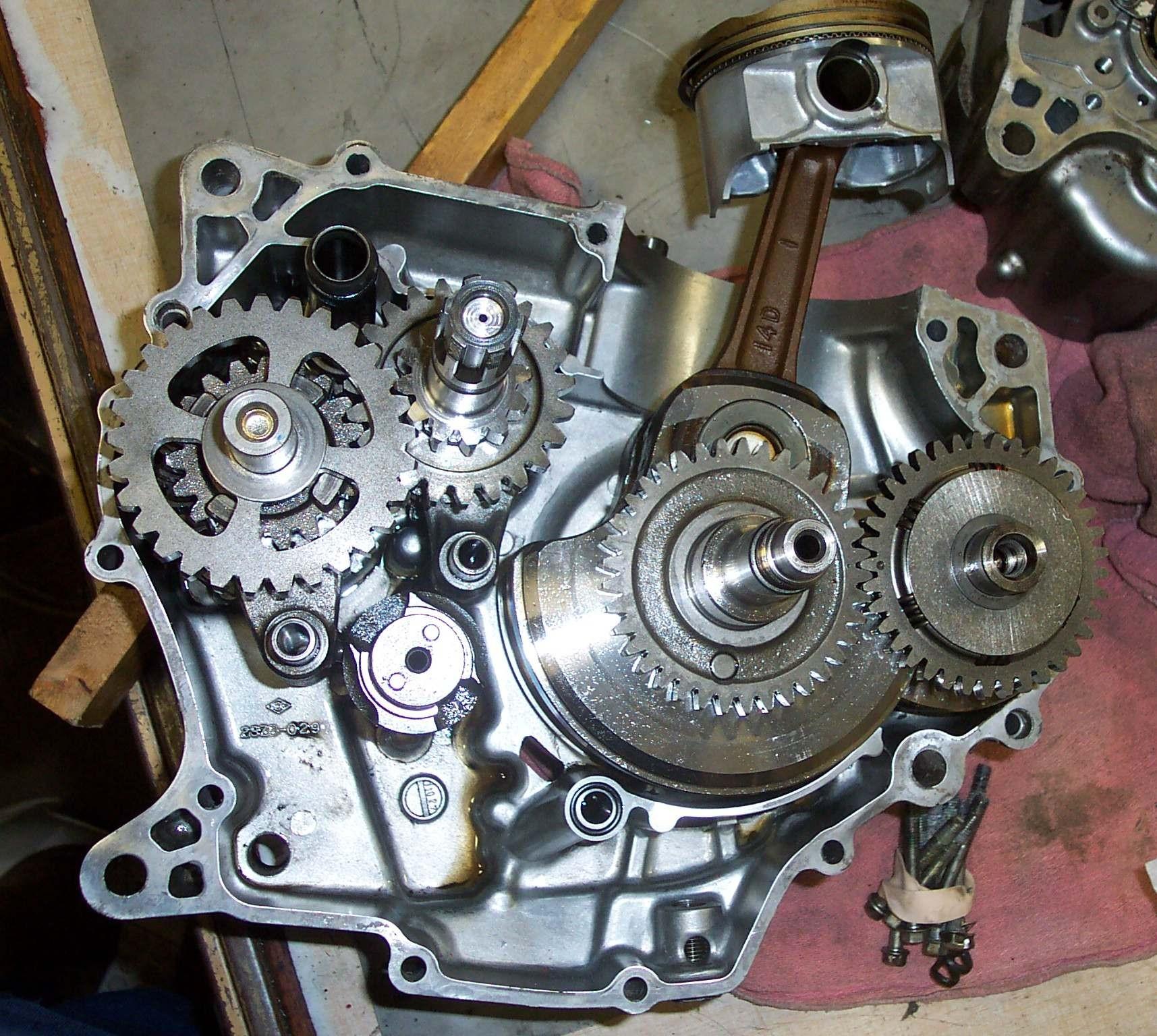 """Motorcycle Transmission Diagram Dan S Motorcycle """" Gear Boxes """" Of Motorcycle Transmission Diagram"""