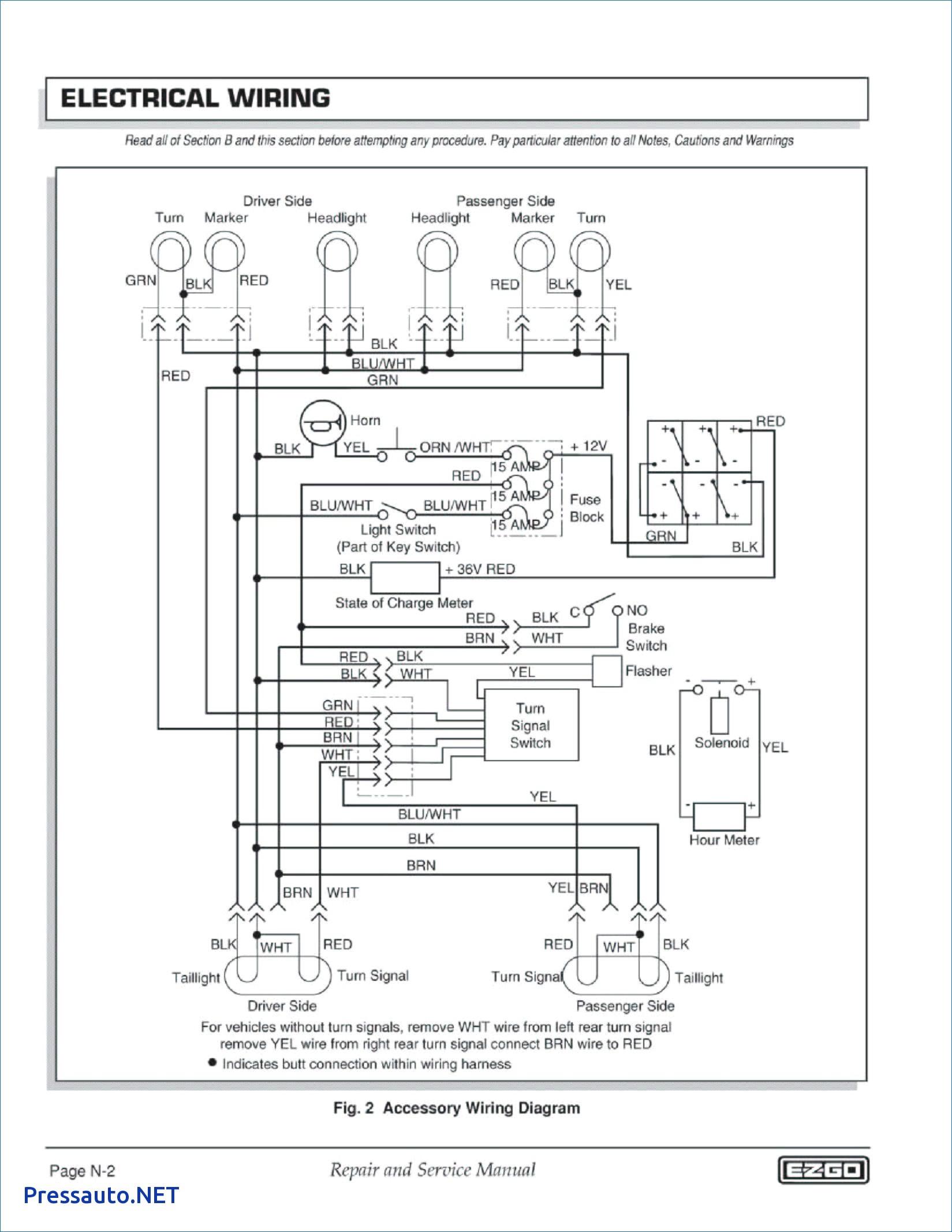 parts diagram for club car ezgo 48 volt wiring diagram of parts diagram for club  car