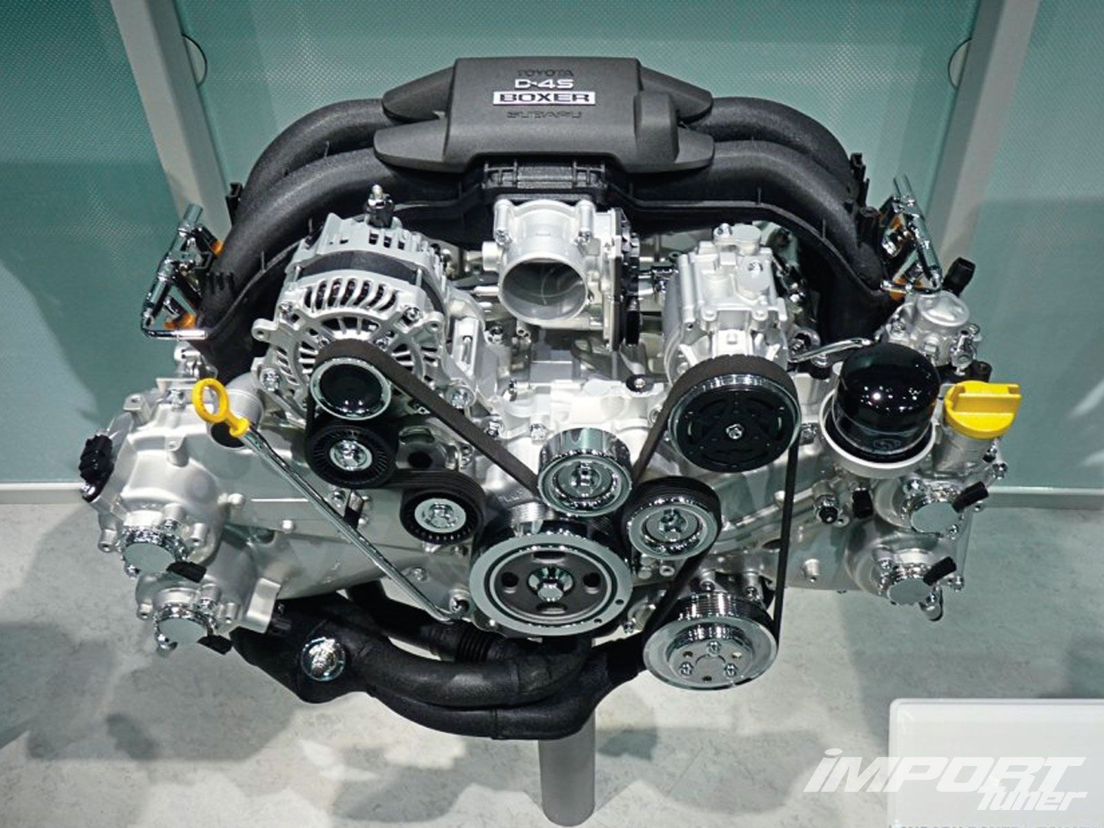 Scion Frs Boxer Engine Diagram