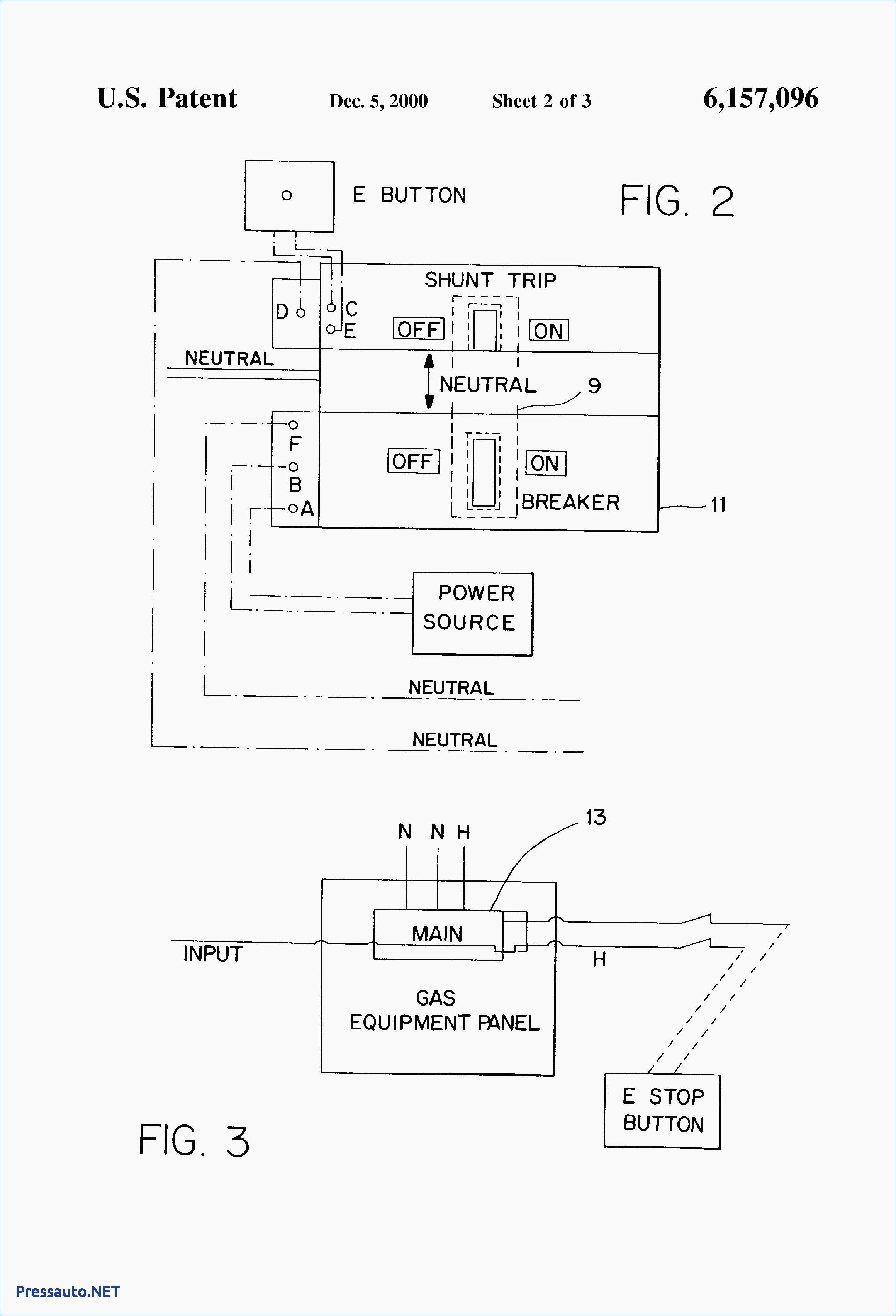 30 Elevator Shunt Trip Wiring Diagram